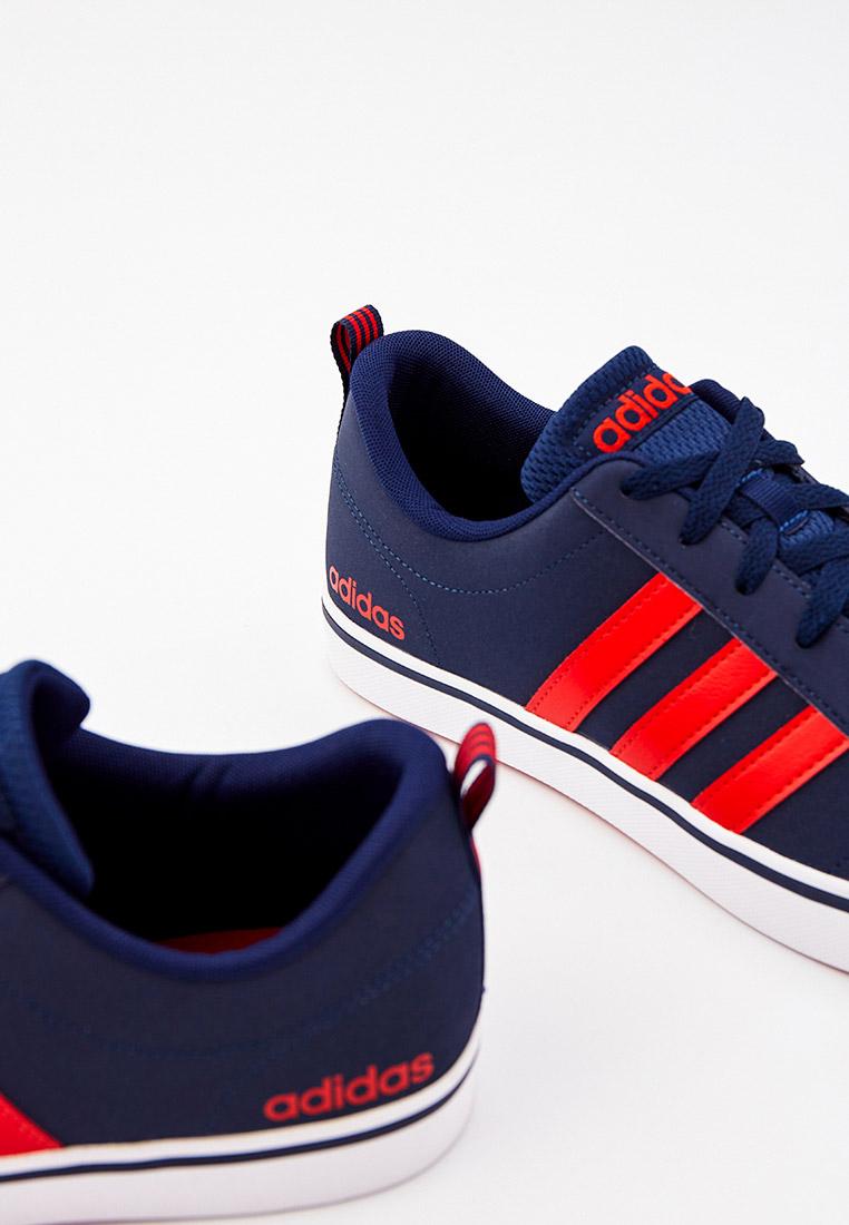 Мужские кеды Adidas (Адидас) B74317: изображение 4