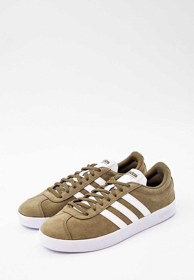 Мужские кеды Adidas (Адидас) G54132: изображение 2