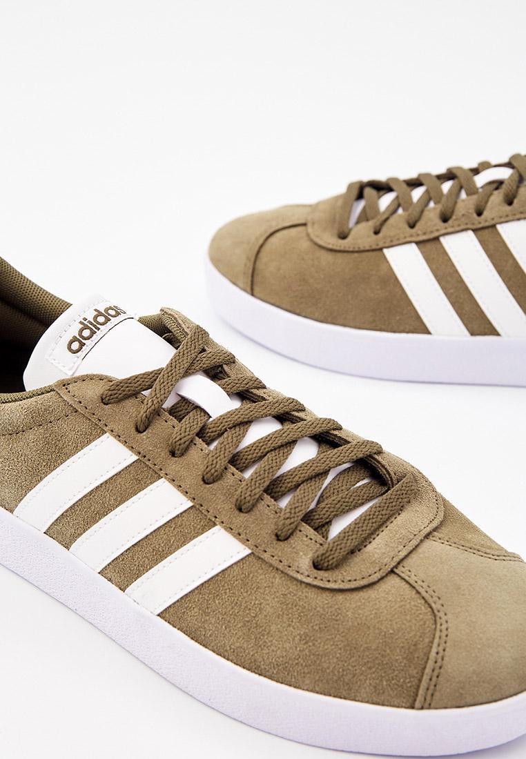 Мужские кеды Adidas (Адидас) G54132: изображение 3
