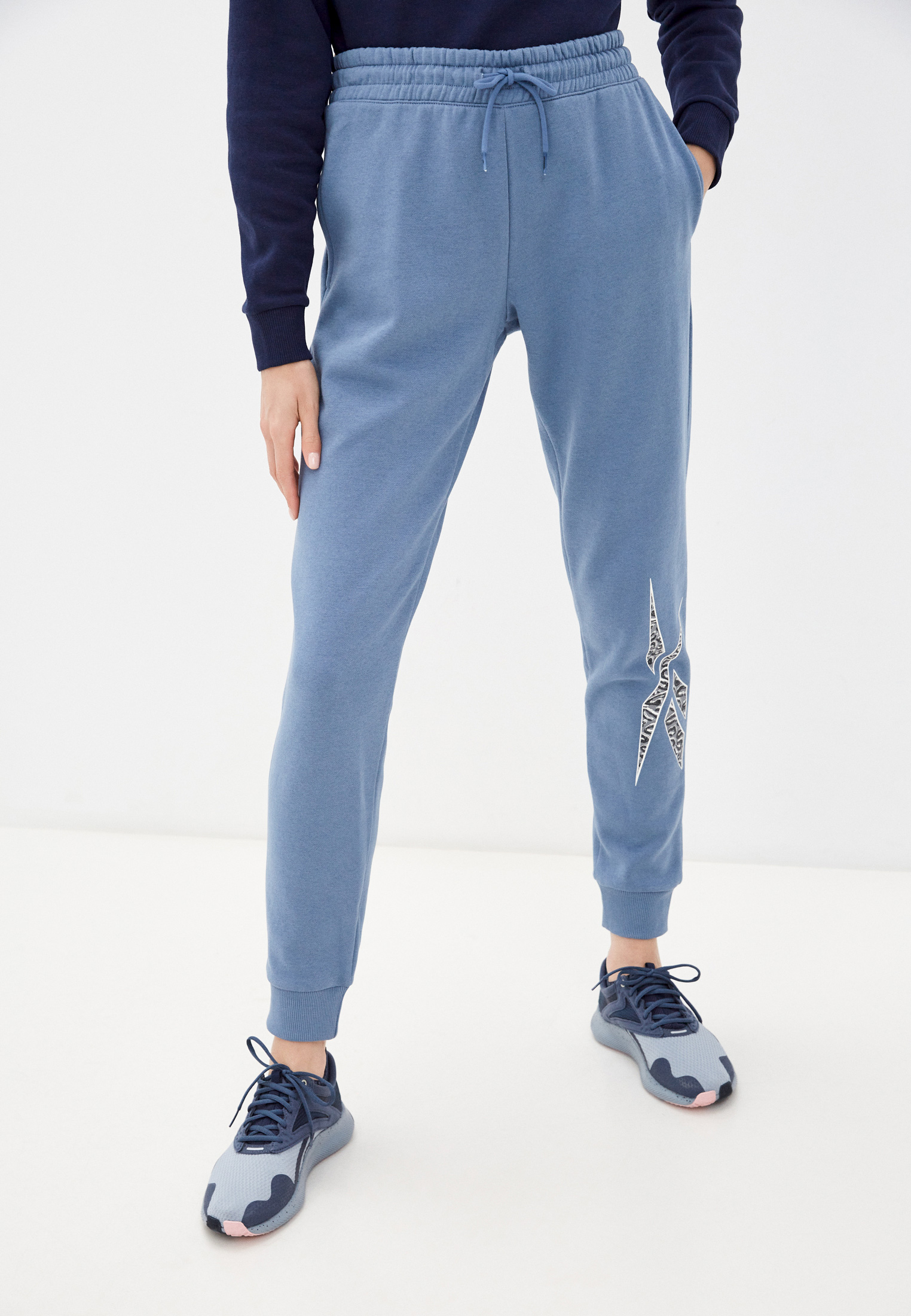 Женские брюки Reebok (Рибок) H56416