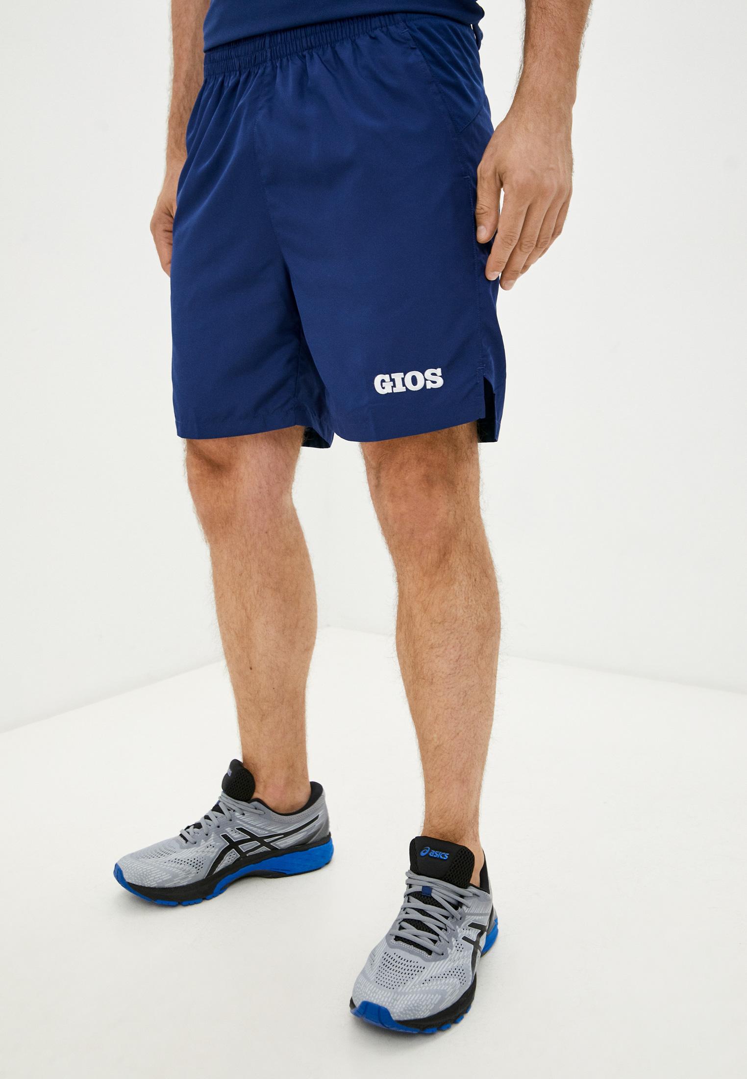 Мужские спортивные шорты Gios Шорты спортивные Gios