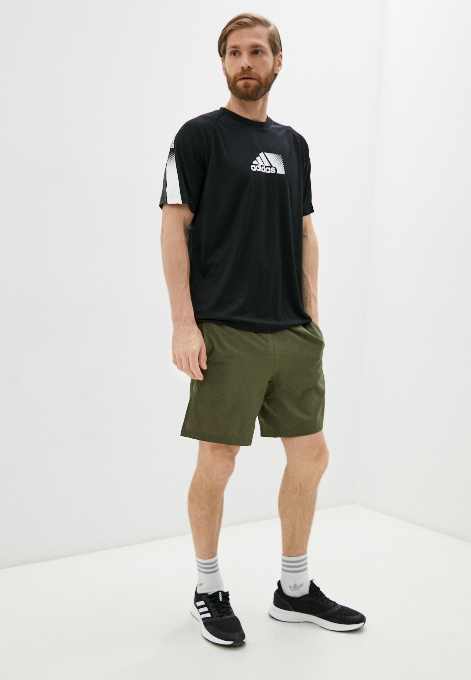 Спортивная футболка Adidas (Адидас) GR9679: изображение 2