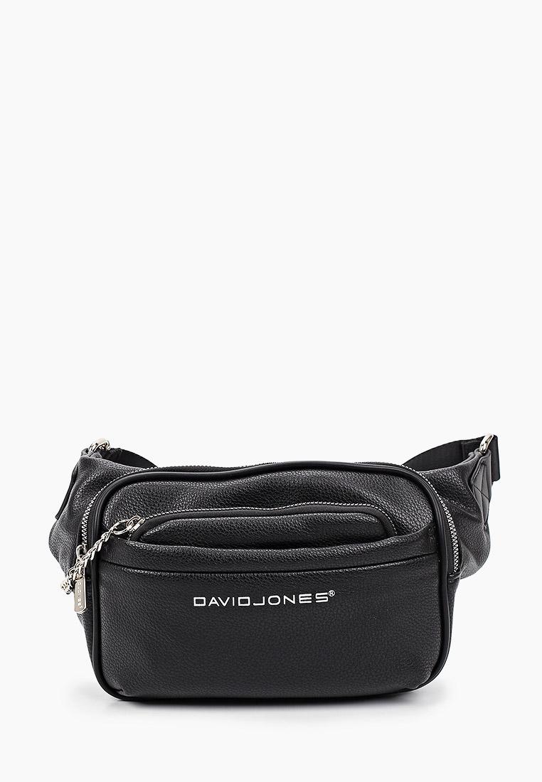 Поясная сумка David Jones (Дэвид Джонс) Сумка поясная David Jones