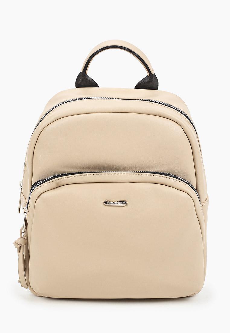 Городской рюкзак David Jones (Дэвид Джонс) CM6072_бежевый