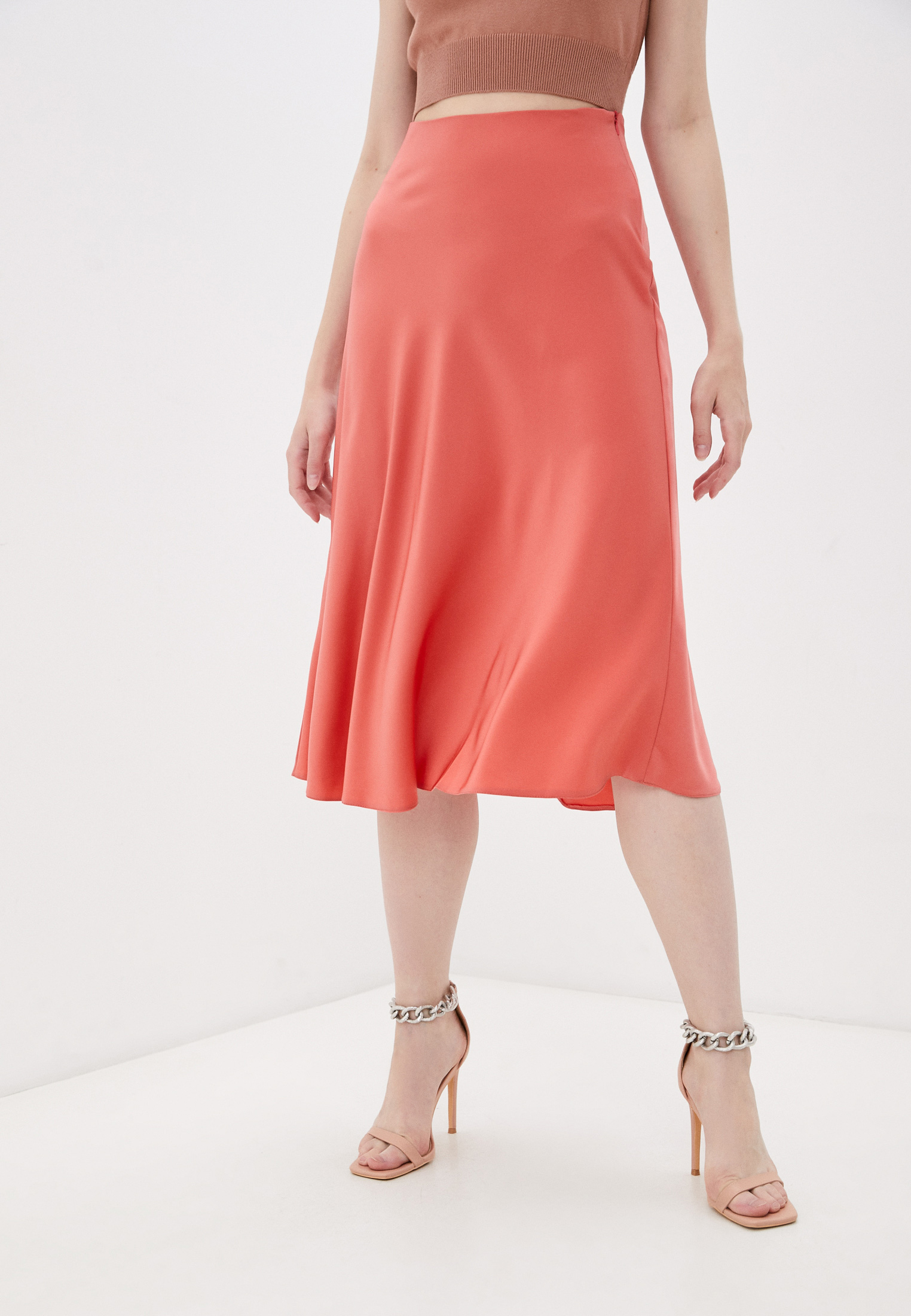 Широкая юбка Pinkkarrot Юбка Pinkkarrot