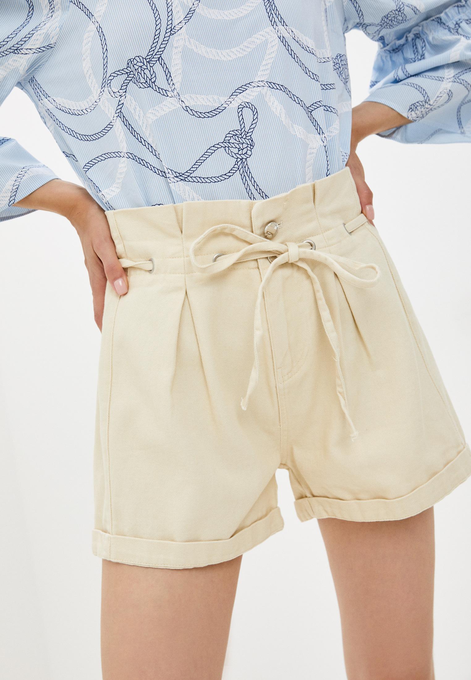 Женские джинсовые шорты Silvian Heach Шорты джинсовые Silvian Heach