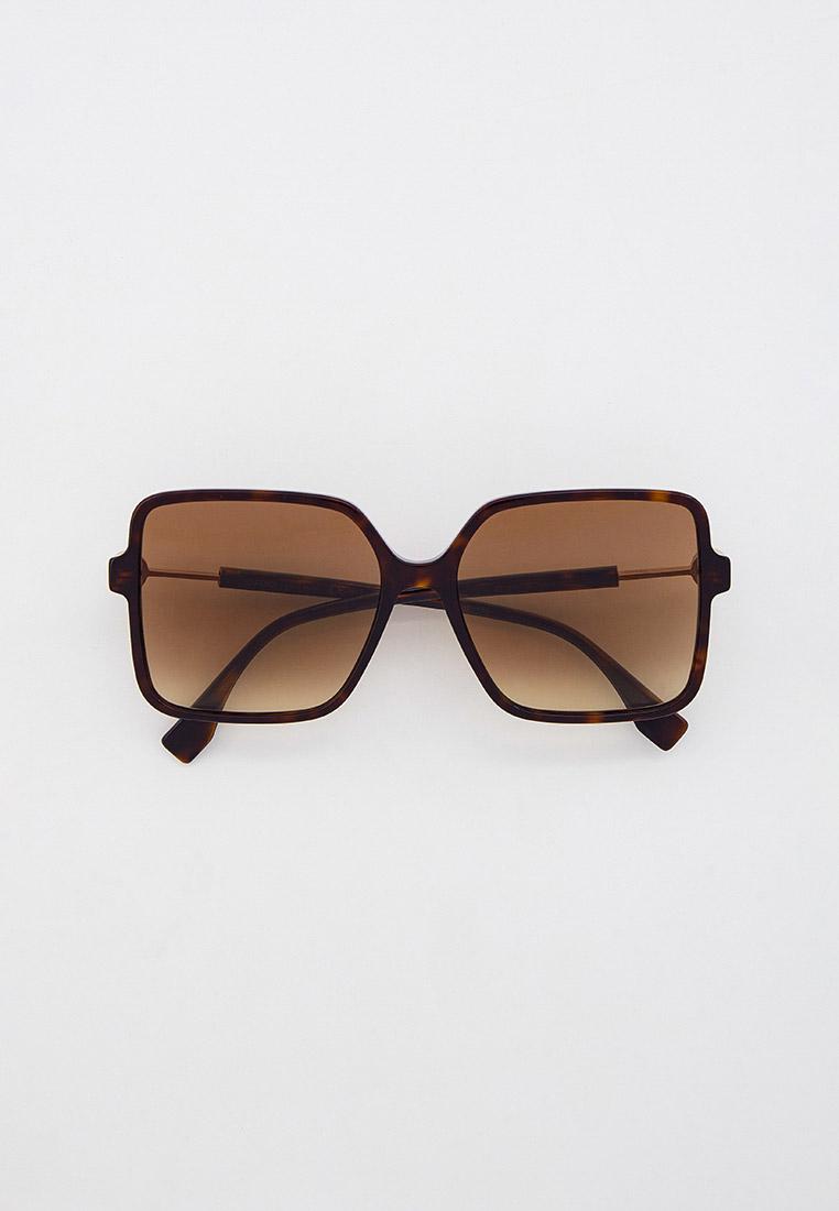 Женские солнцезащитные очки Fendi (Фенди) FF 0411/S