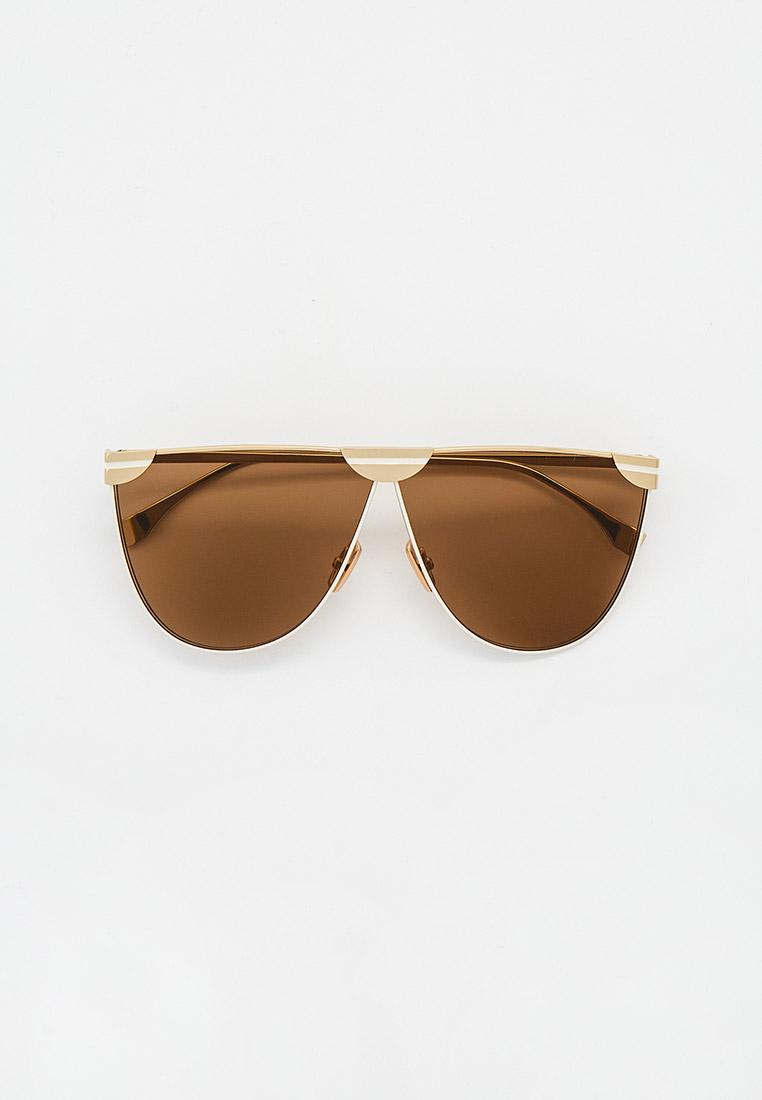 Женские солнцезащитные очки Fendi (Фенди) FF 0467/S
