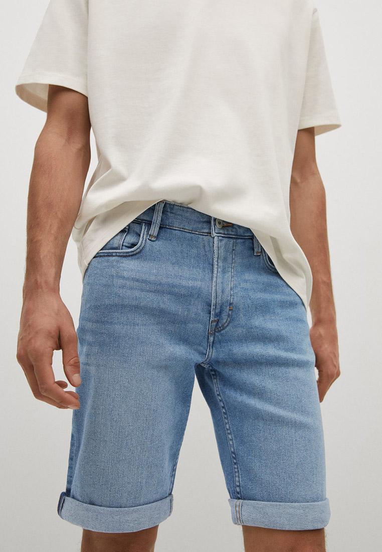 Мужские повседневные шорты Mango Man 17040085