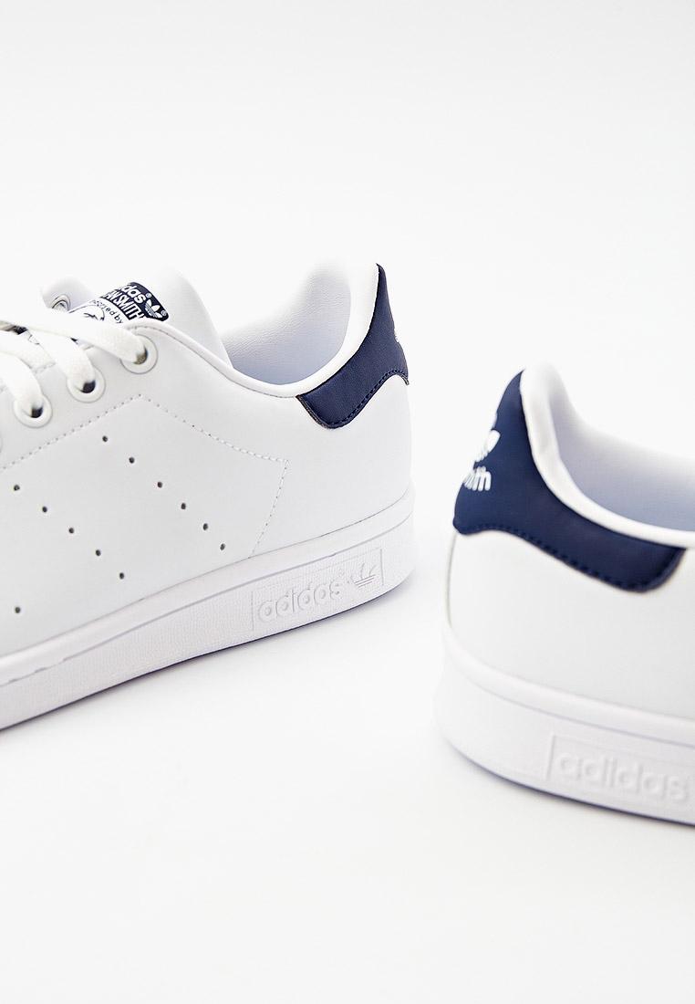 Мужские кеды Adidas Originals (Адидас Ориджиналс) FX5501: изображение 4