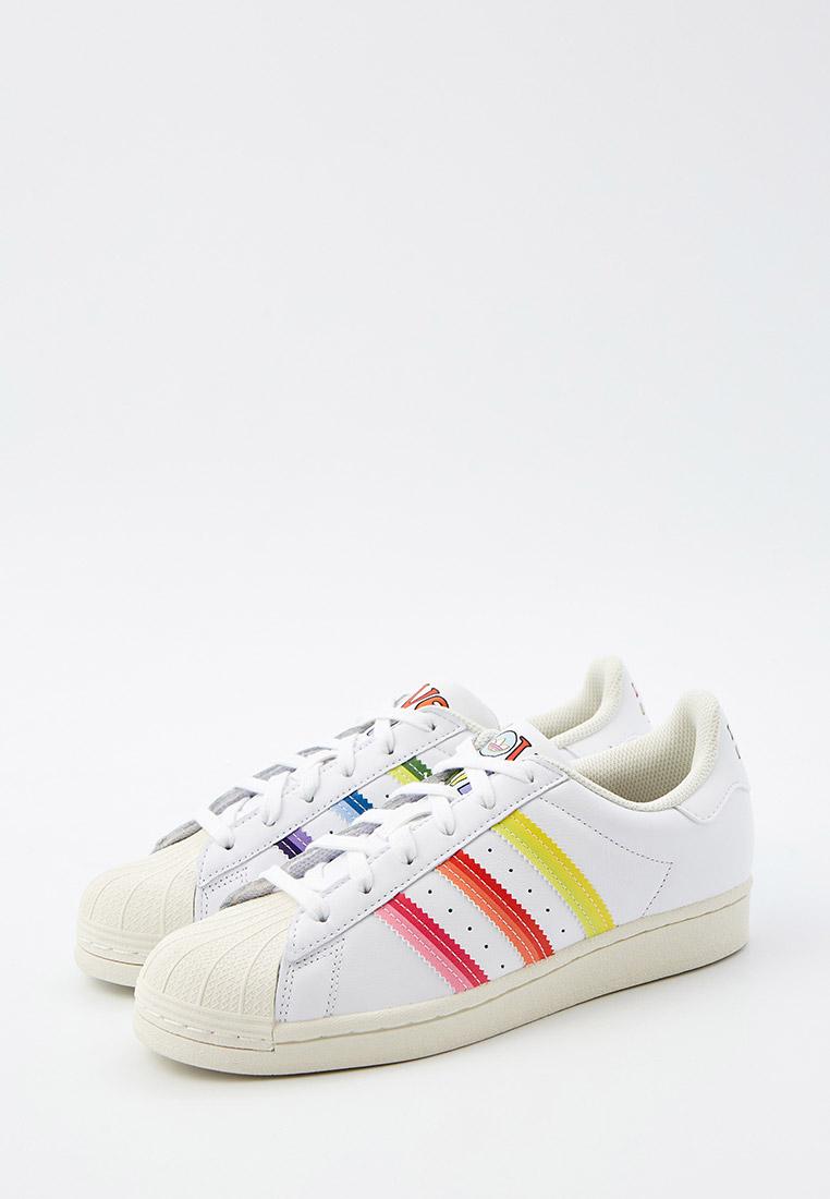 Мужские кеды Adidas Originals (Адидас Ориджиналс) GW2415: изображение 2