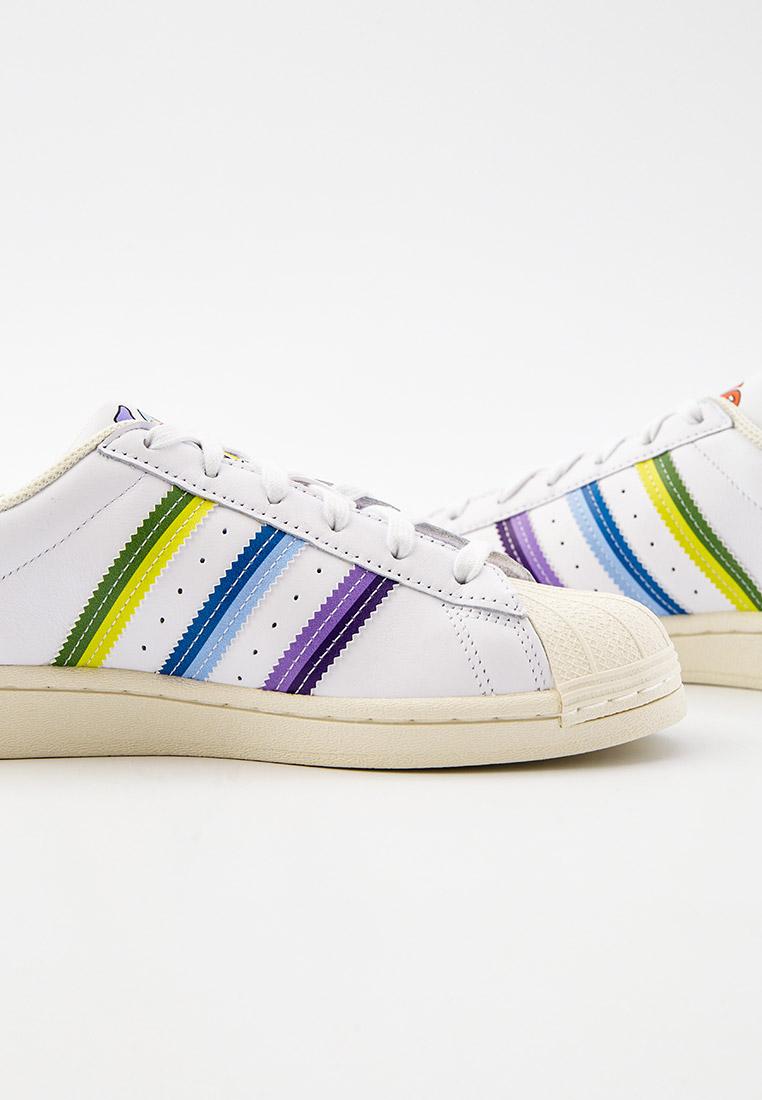 Мужские кеды Adidas Originals (Адидас Ориджиналс) GW2415: изображение 3
