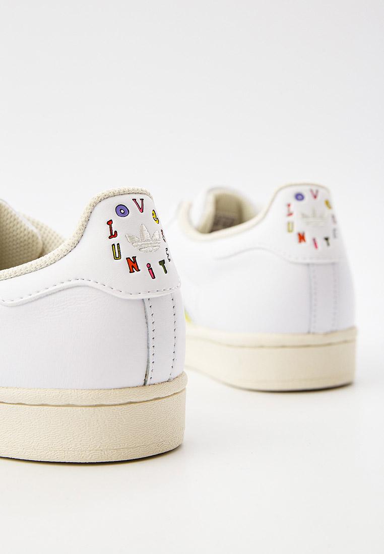 Мужские кеды Adidas Originals (Адидас Ориджиналс) GW2415: изображение 4