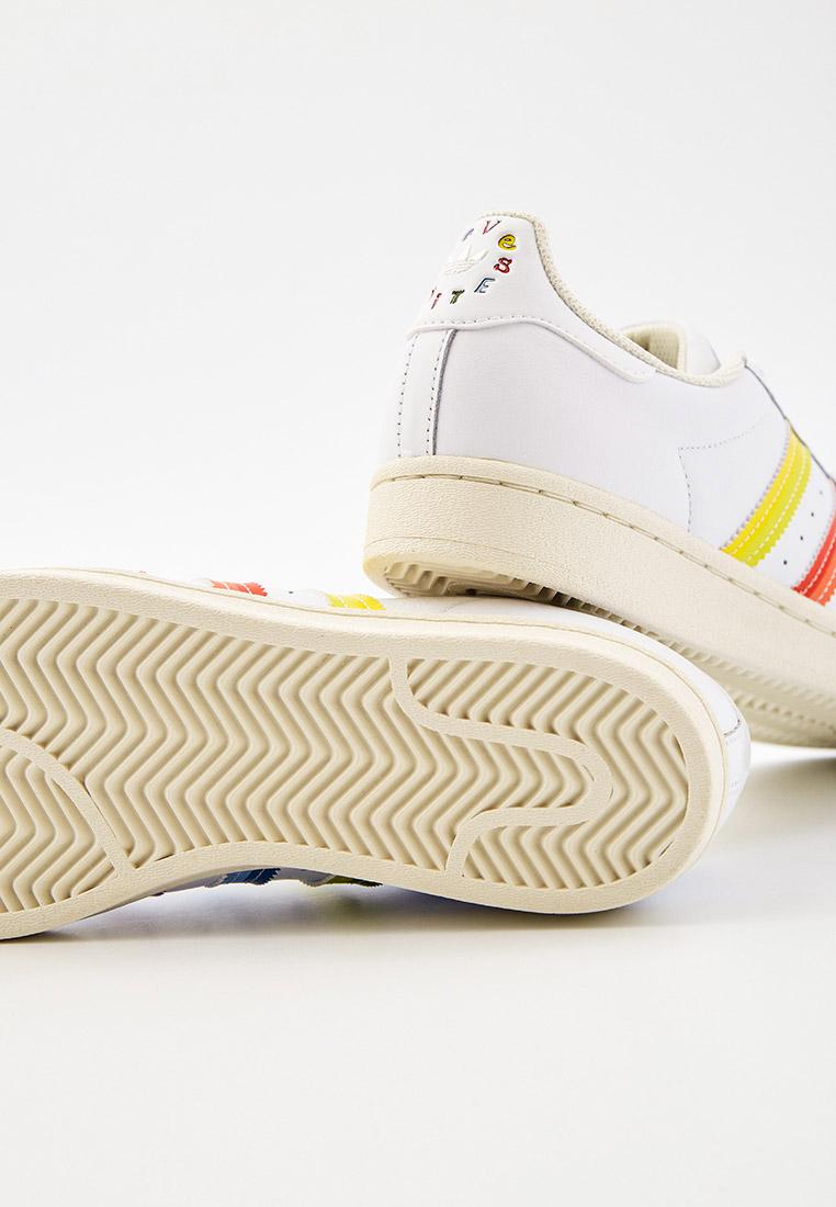Мужские кеды Adidas Originals (Адидас Ориджиналс) GW2415: изображение 5