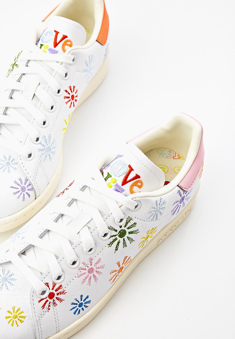 Мужские кеды Adidas Originals (Адидас Ориджиналс) GW2417: изображение 4