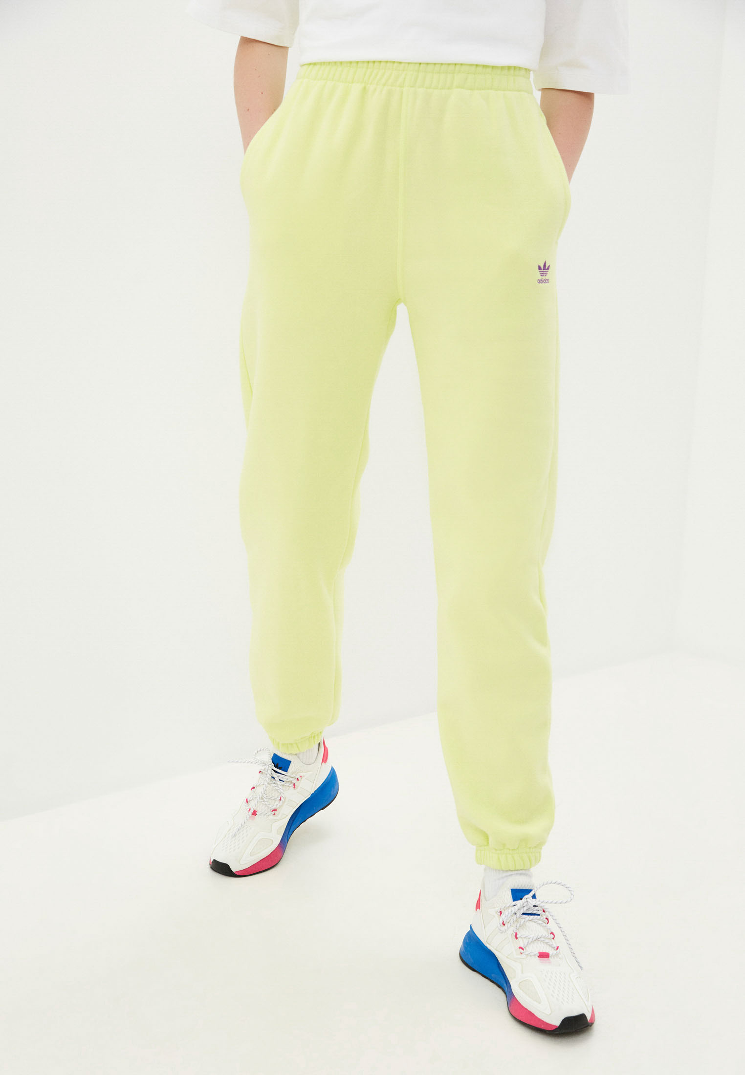 Женские брюки Adidas Originals (Адидас Ориджиналс) Брюки спортивные adidas Originals