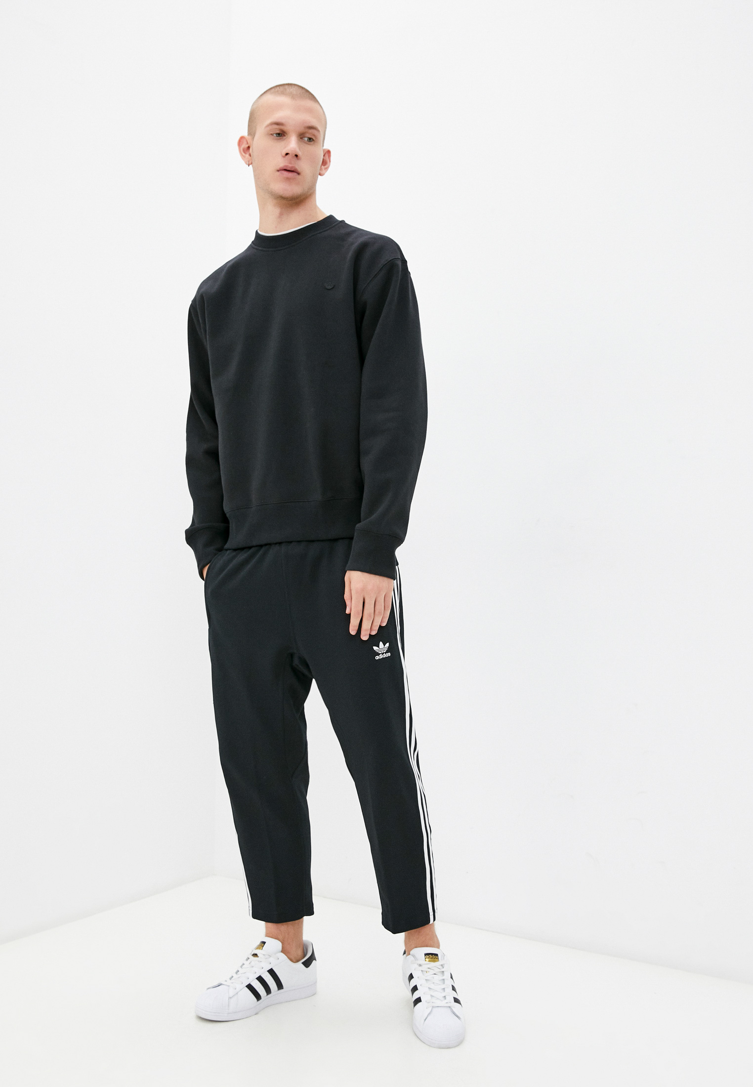 Толстовка Adidas Originals (Адидас Ориджиналс) H09179: изображение 2