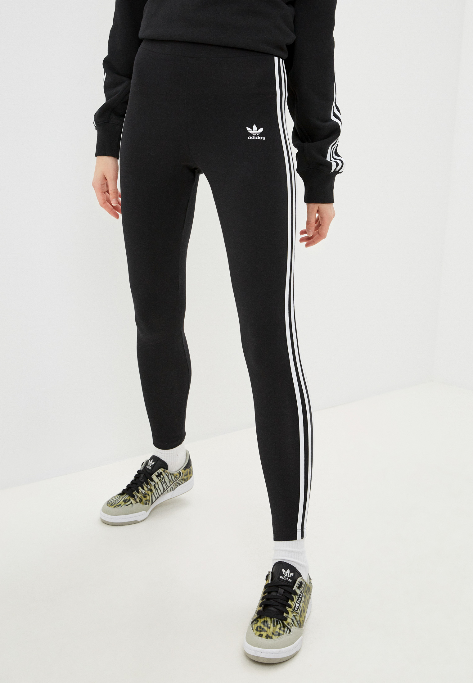 Женские брюки Adidas Originals (Адидас Ориджиналс) H09426