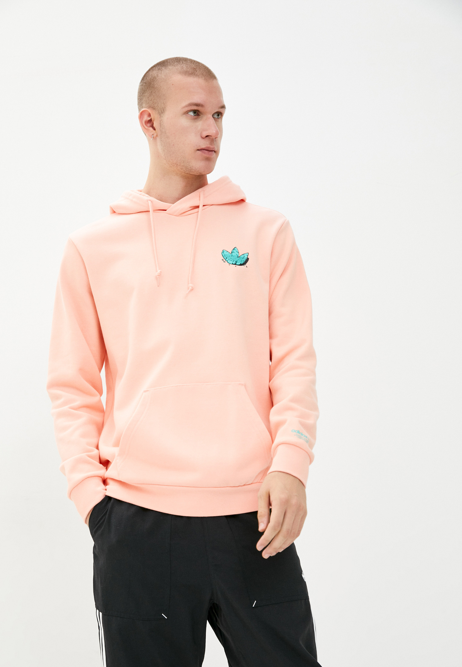 Толстовка Adidas Originals (Адидас Ориджиналс) Худи adidas Originals