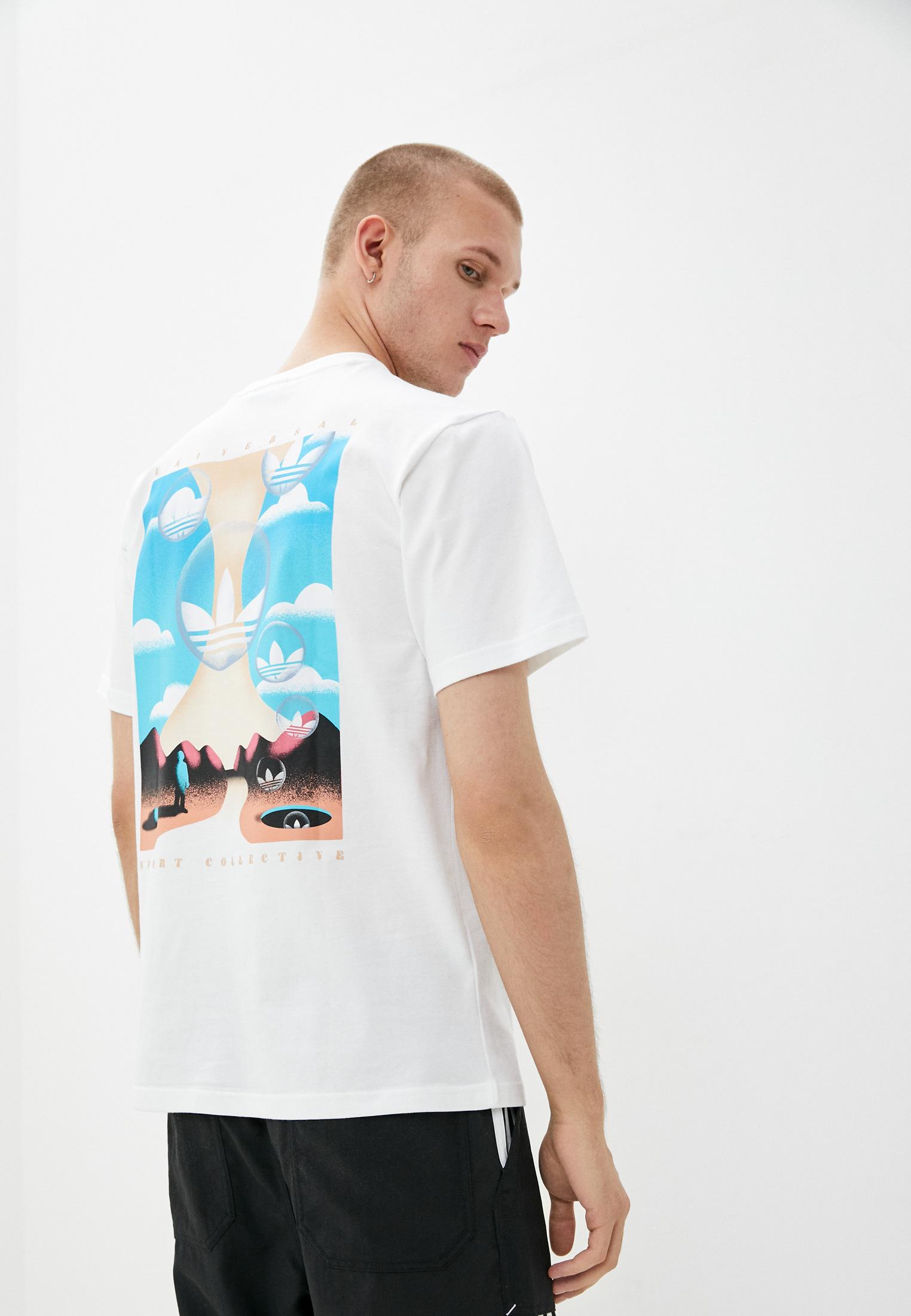 Футболка Adidas Originals (Адидас Ориджиналс) H31311