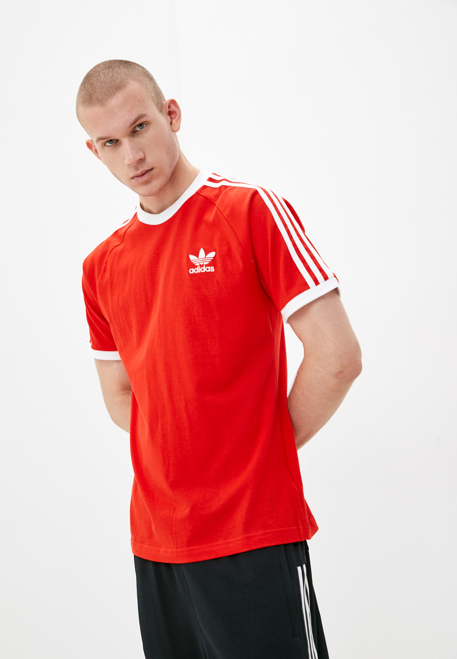 Футболка Adidas Originals (Адидас Ориджиналс) H37756