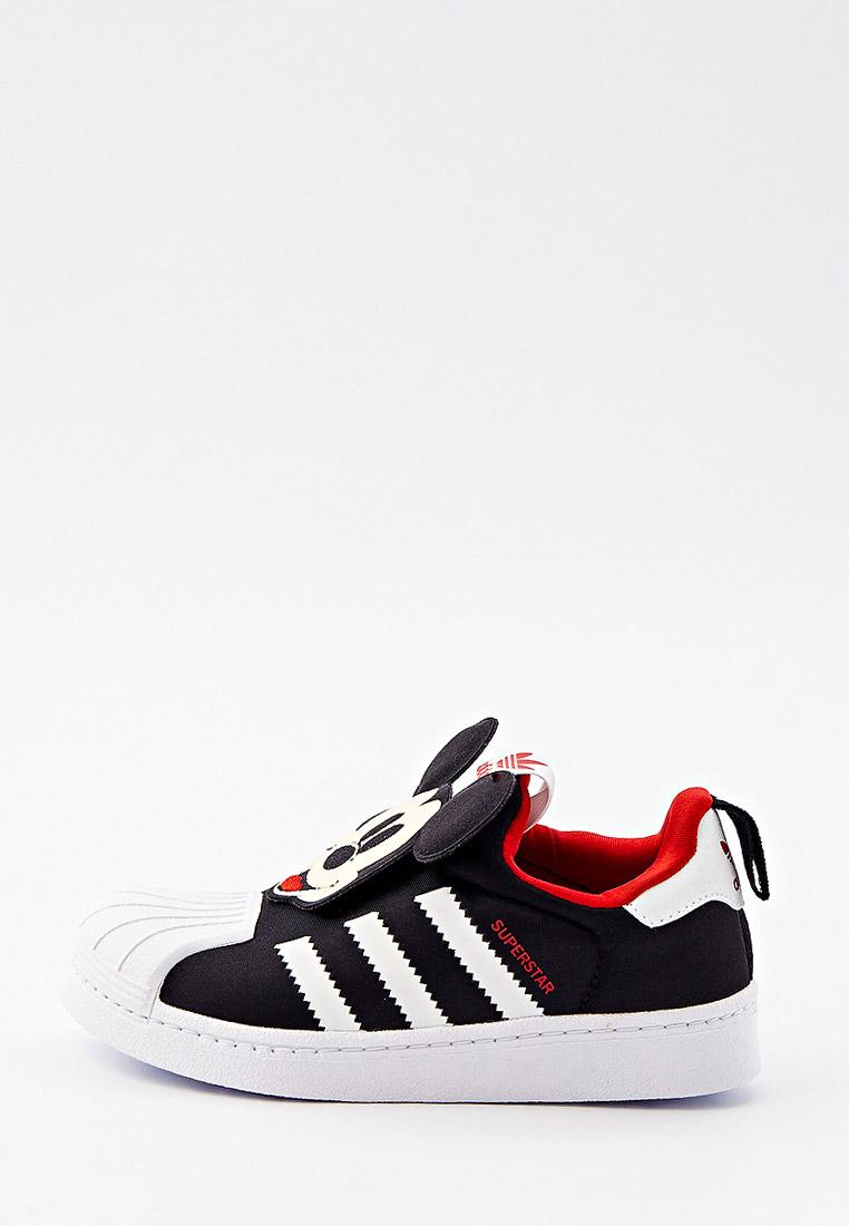 Кеды для мальчиков Adidas Originals (Адидас Ориджиналс) Q46299