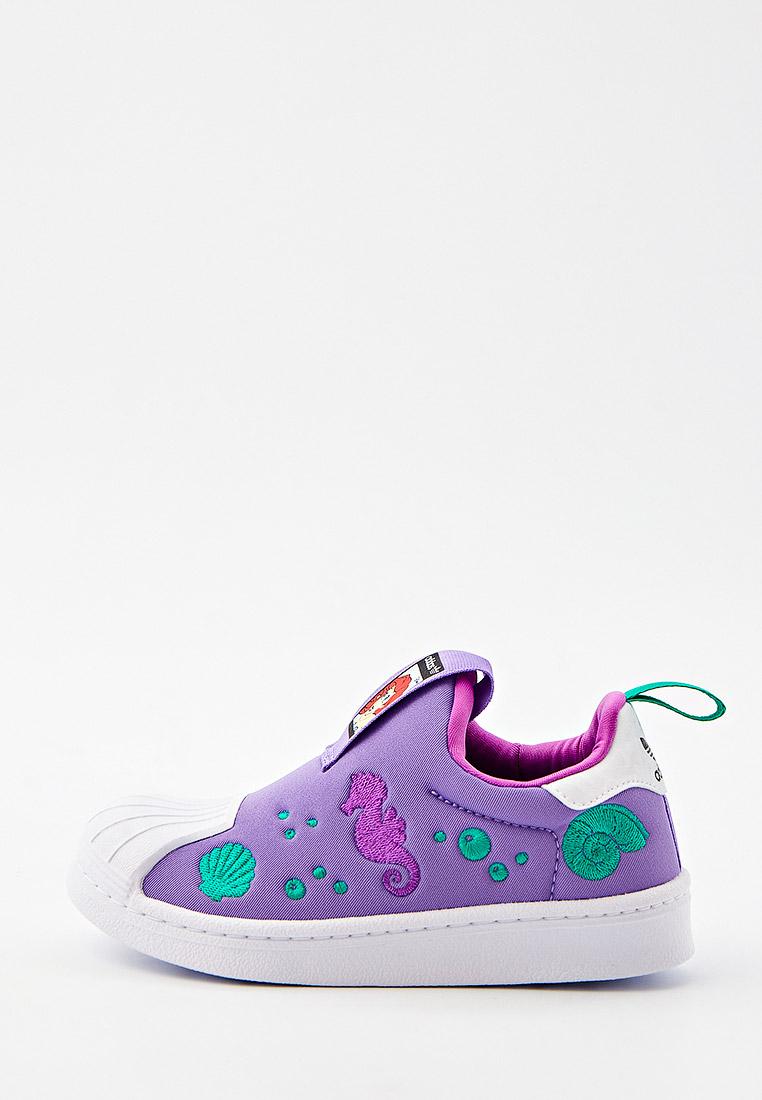 Кеды для девочек Adidas Originals (Адидас Ориджиналс) Кеды adidas Originals