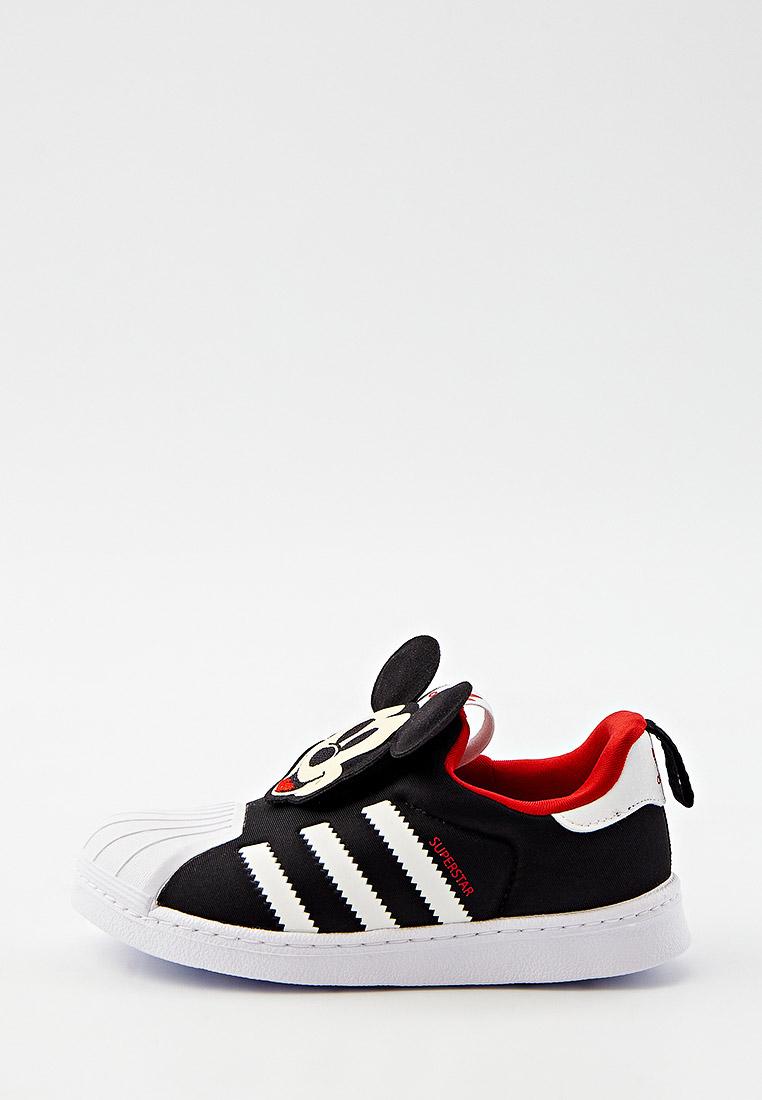Кеды для мальчиков Adidas Originals (Адидас Ориджиналс) Q46305