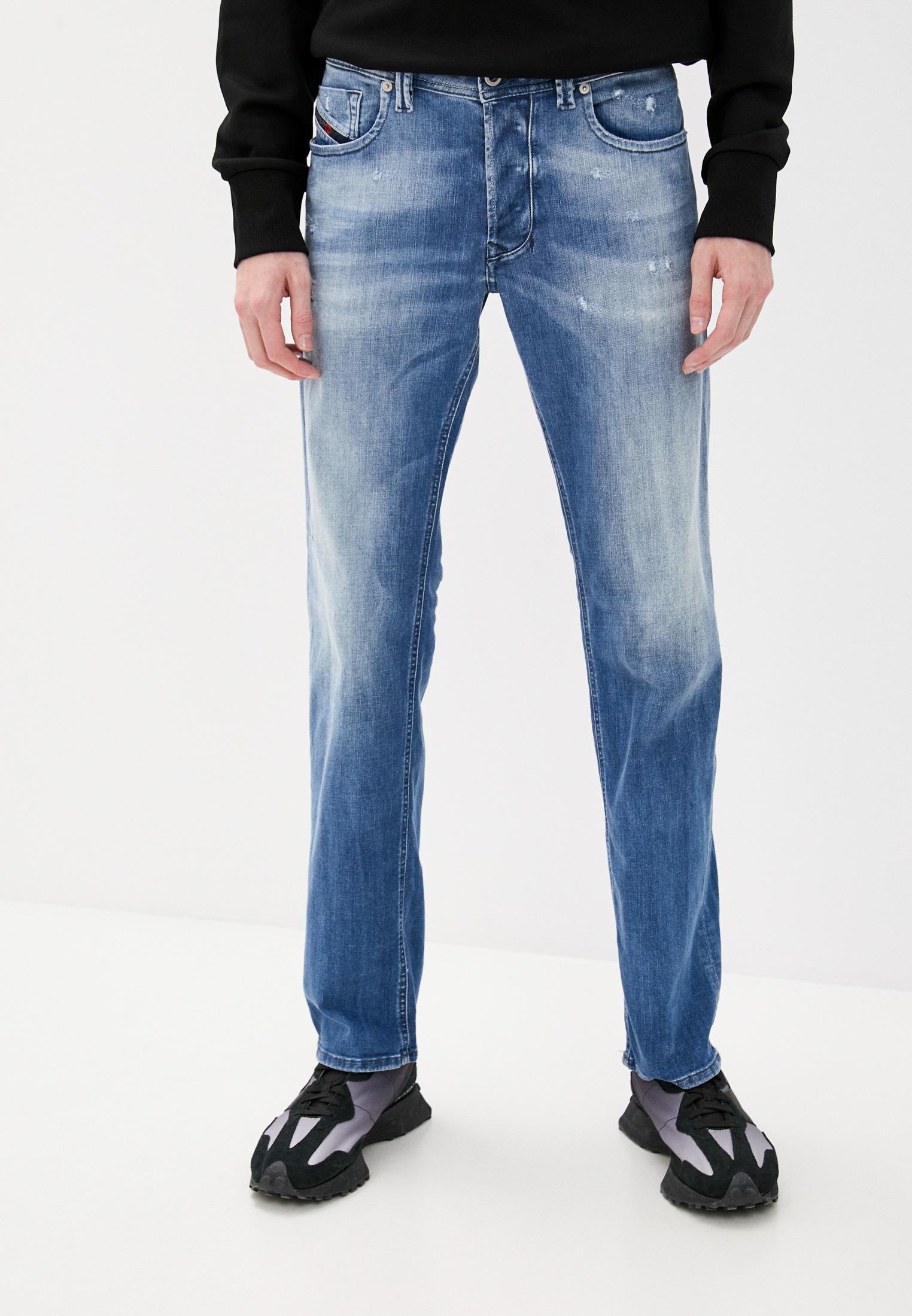 Мужские прямые джинсы Diesel (Дизель) 00C06Q081AS