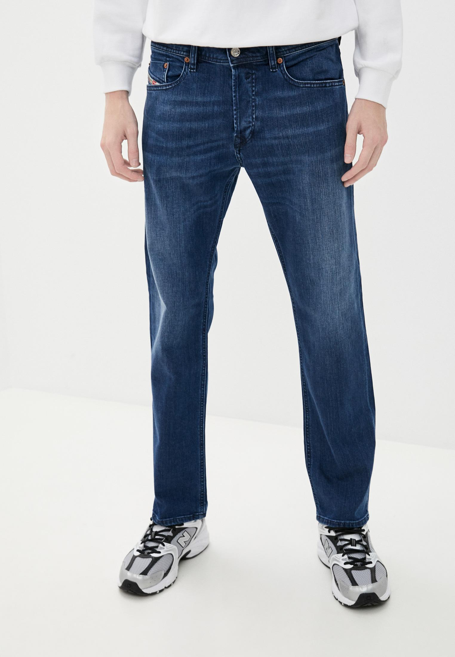 Мужские прямые джинсы Diesel (Дизель) 00S11A082AZ