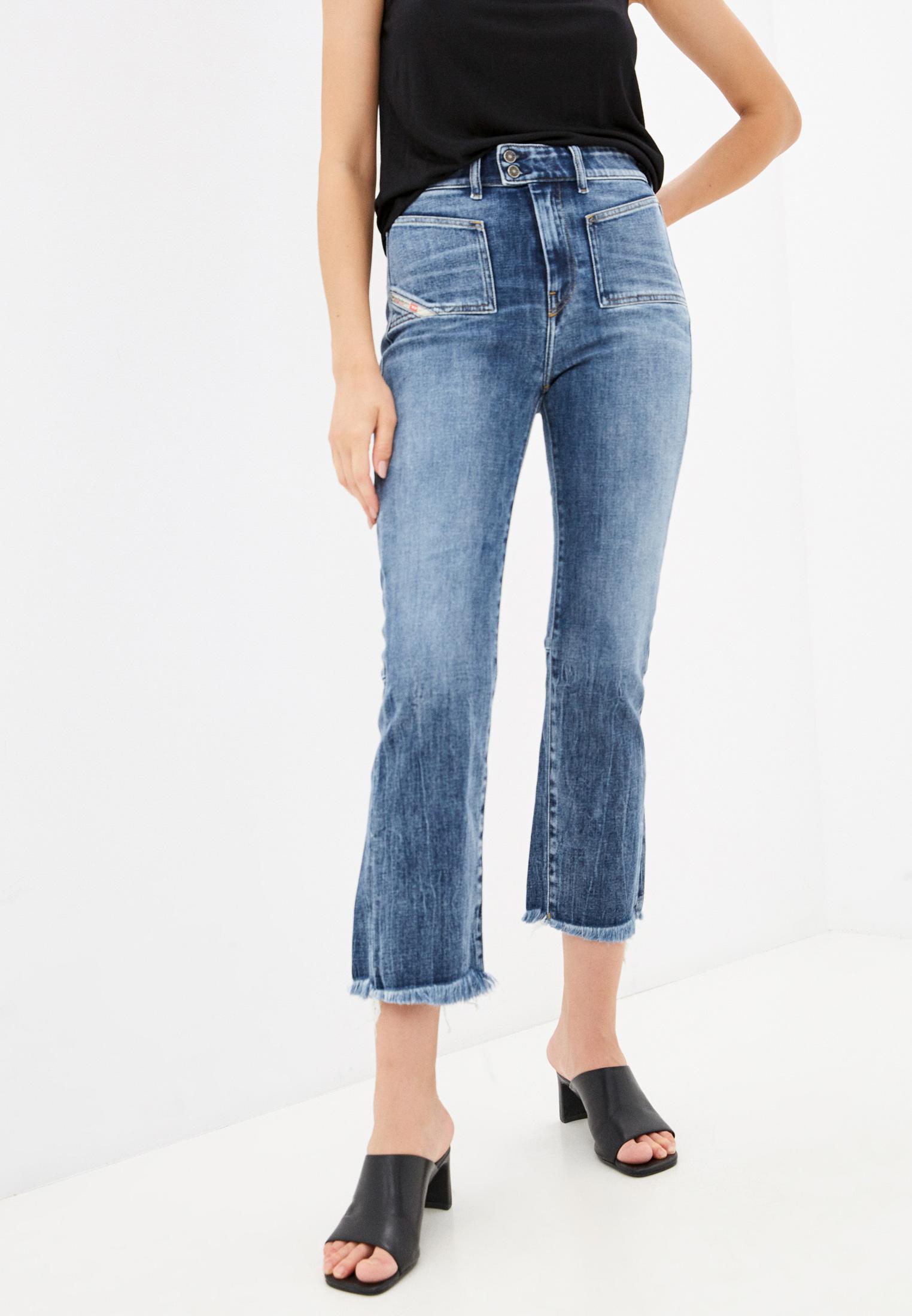 Прямые джинсы Diesel (Дизель) Джинсы Diesel