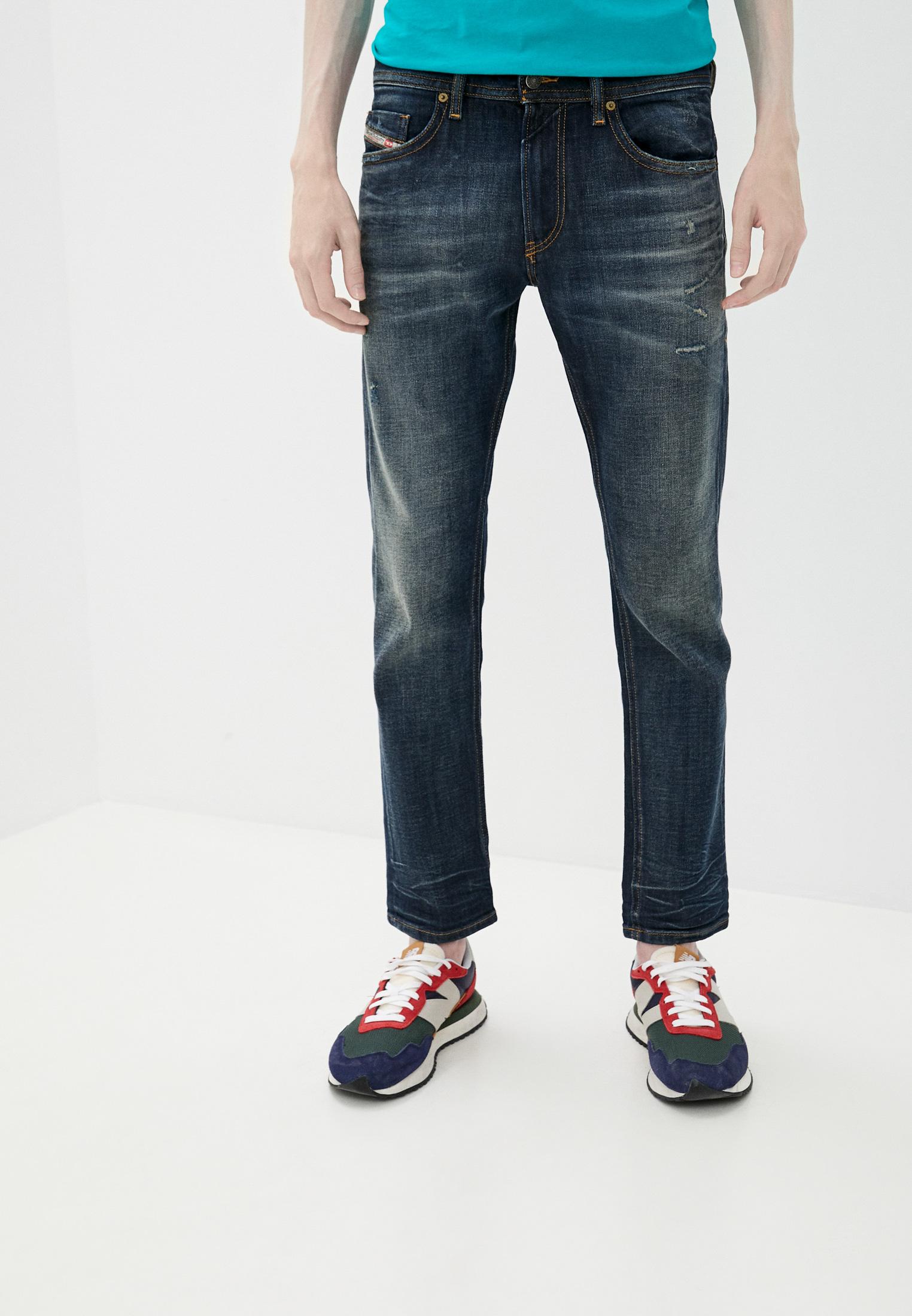 Мужские зауженные джинсы Diesel (Дизель) 00SB6C0096U