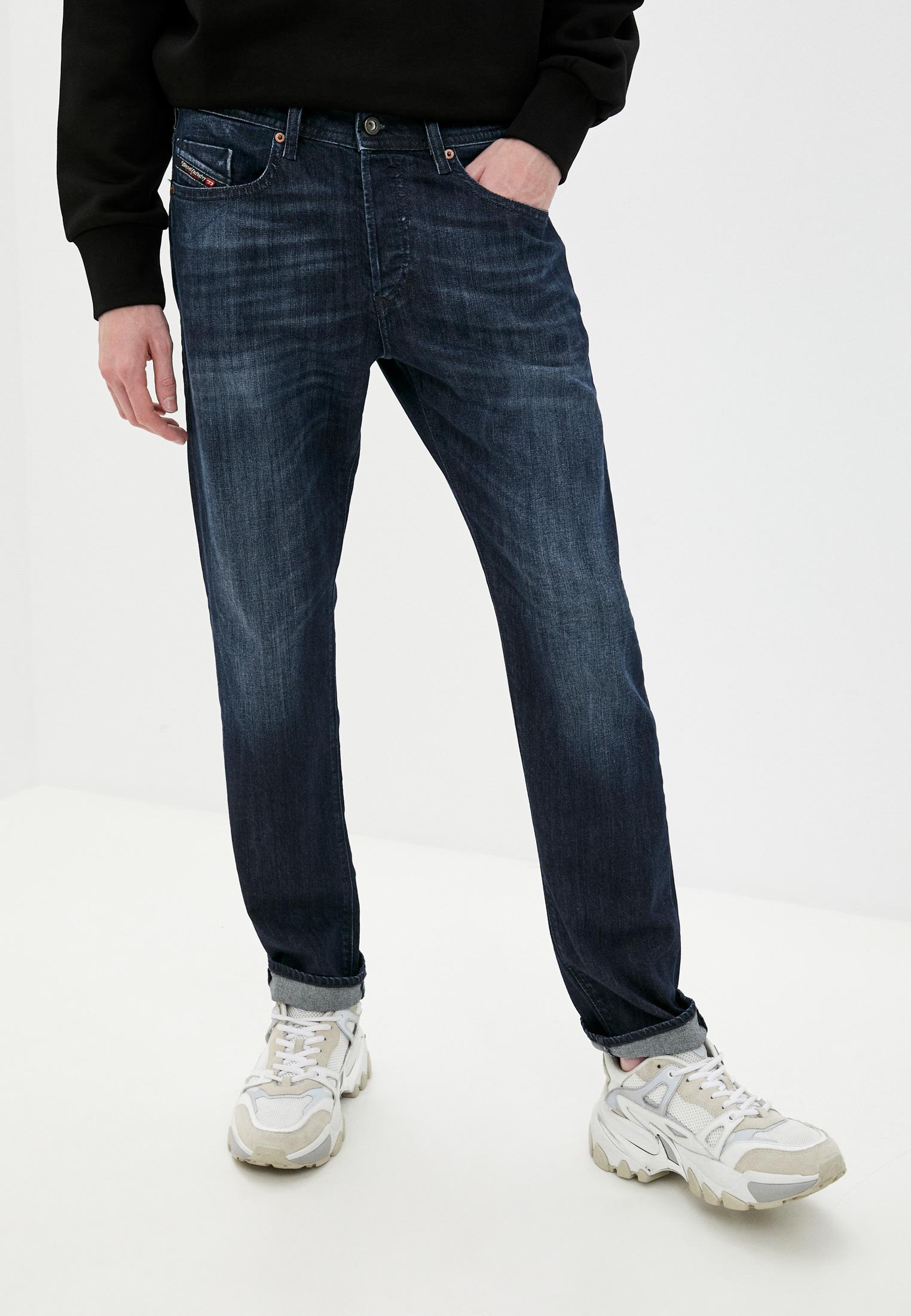 Мужские зауженные джинсы Diesel (Дизель) 00SDHB0095W