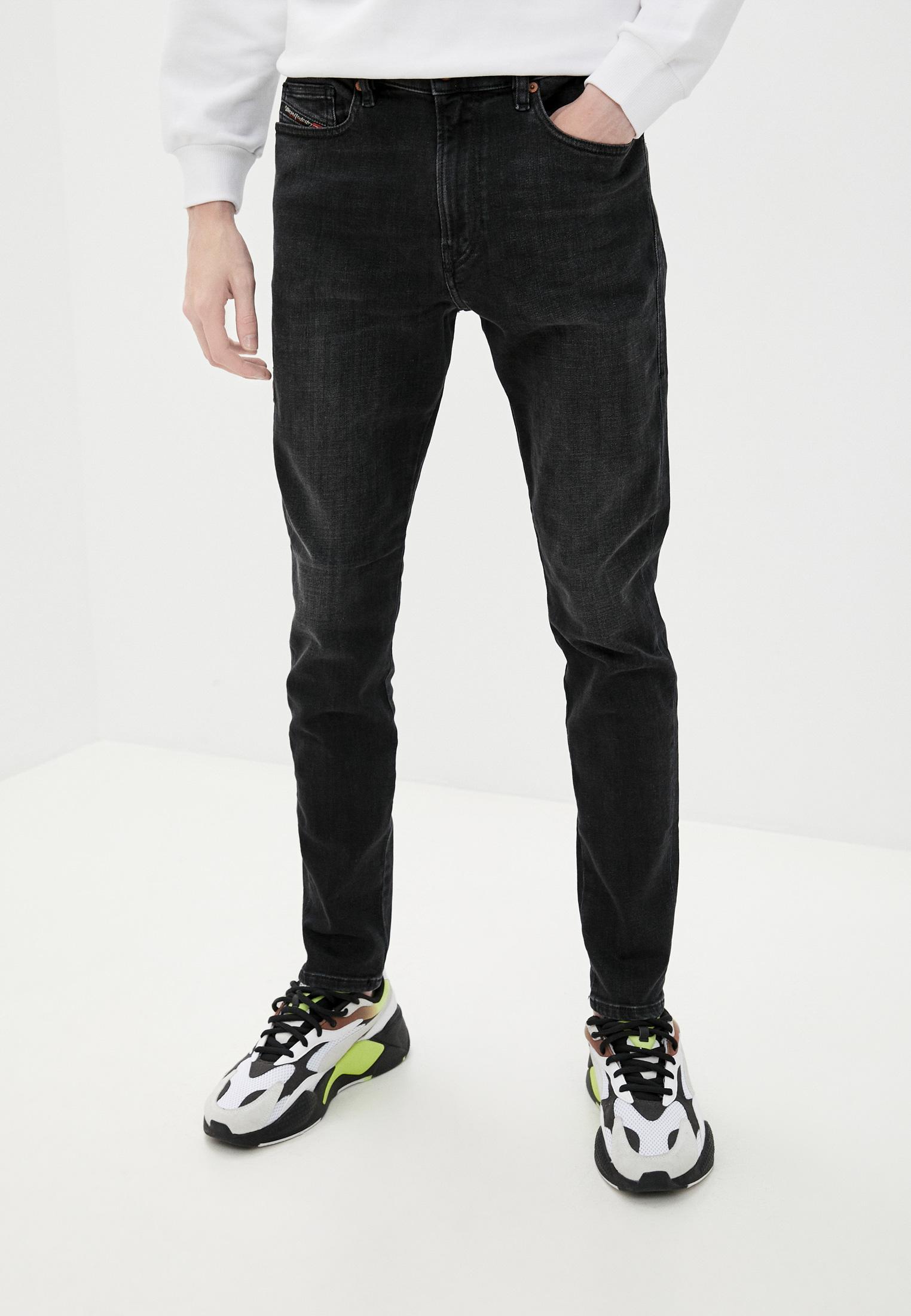 Мужские зауженные джинсы Diesel (Дизель) 00SDU80096P