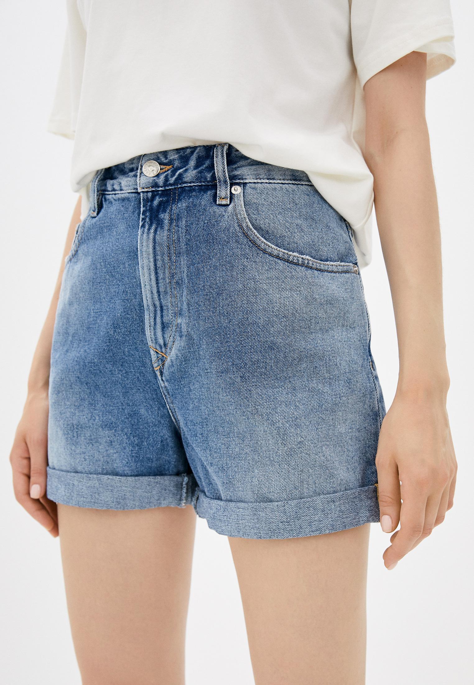 Женские джинсовые шорты Diesel (Дизель) Шорты джинсовые Diesel