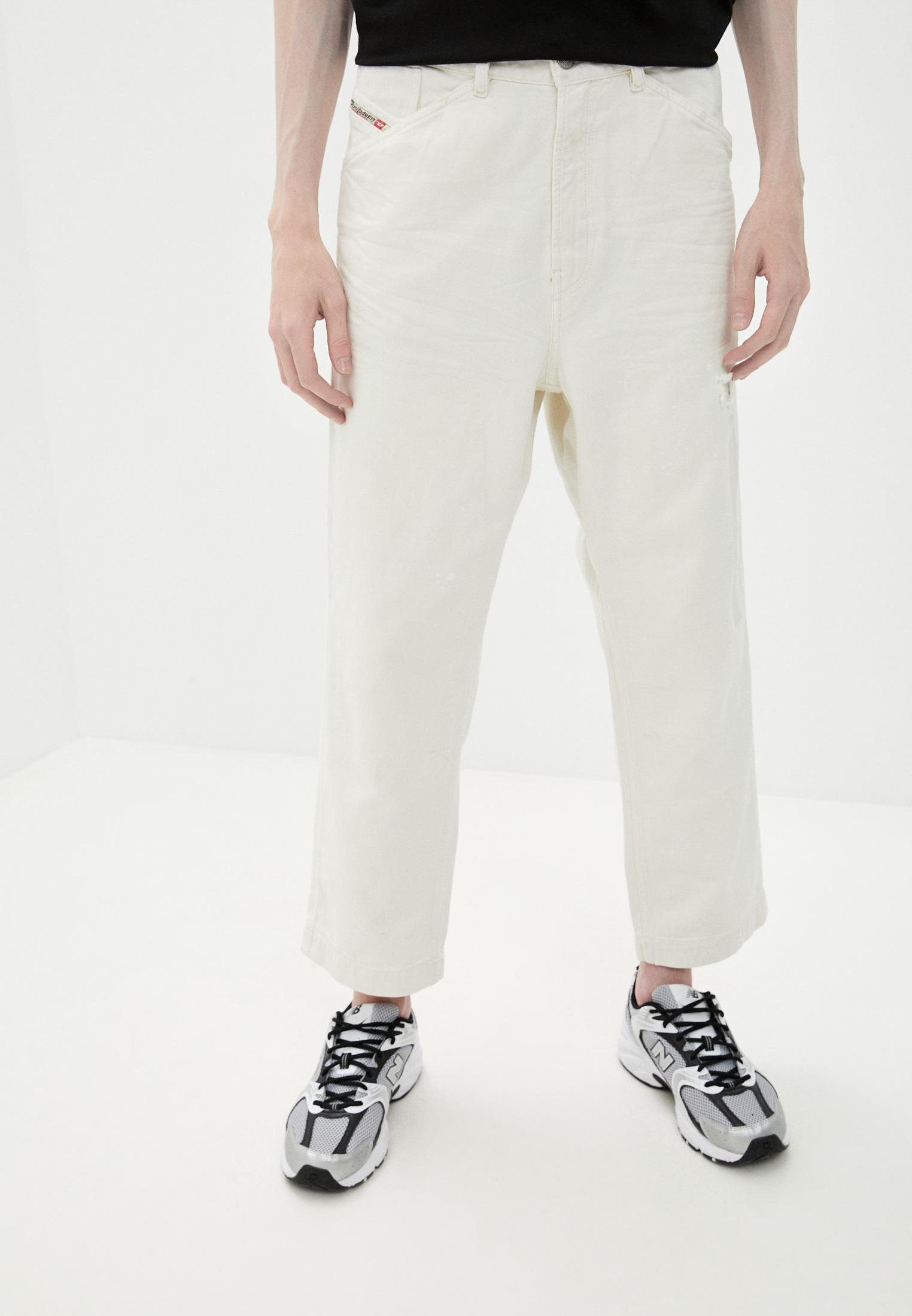 Мужские прямые джинсы Diesel (Дизель) 00SGPU009BZ