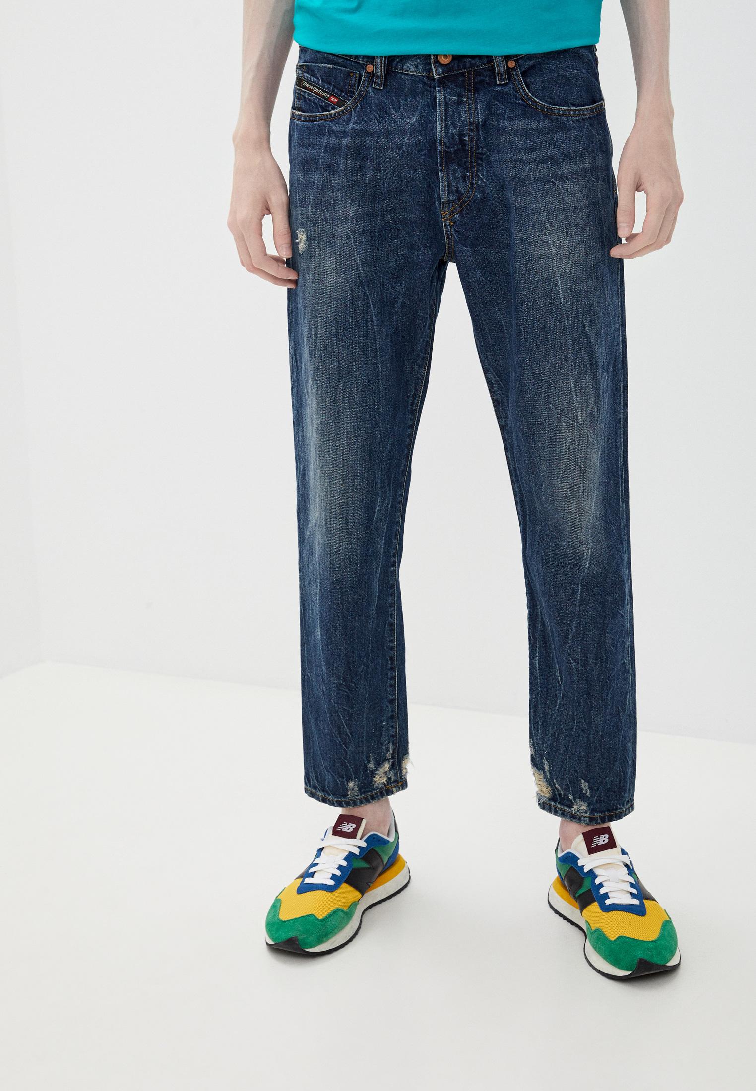Мужские прямые джинсы Diesel (Дизель) 00SH3Q080AG