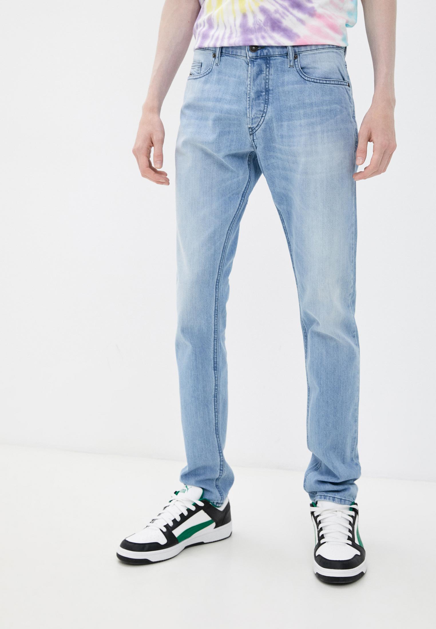 Мужские зауженные джинсы Diesel (Дизель) 00SIDA0095U