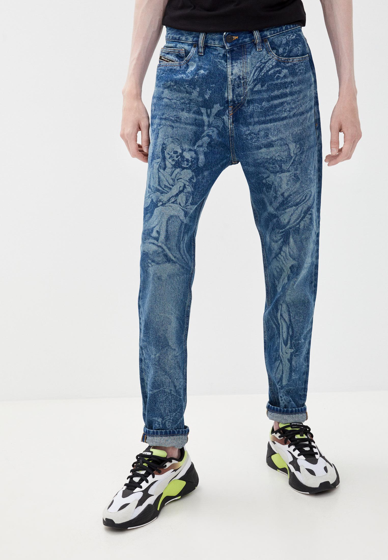 Мужские прямые джинсы Diesel (Дизель) 00SIDD0079D