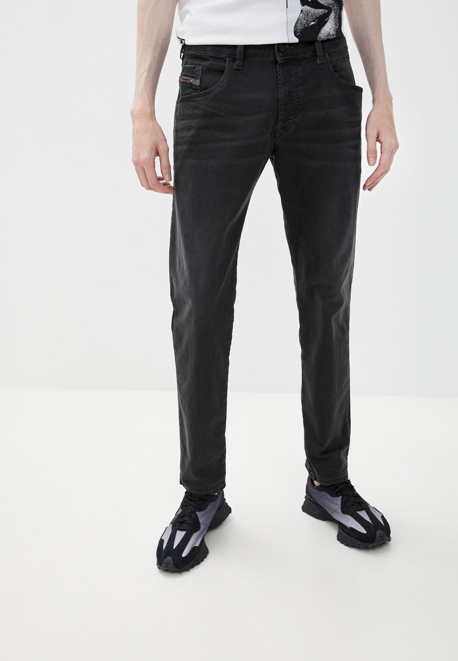 Мужские зауженные джинсы Diesel (Дизель) 00SSLL0699P