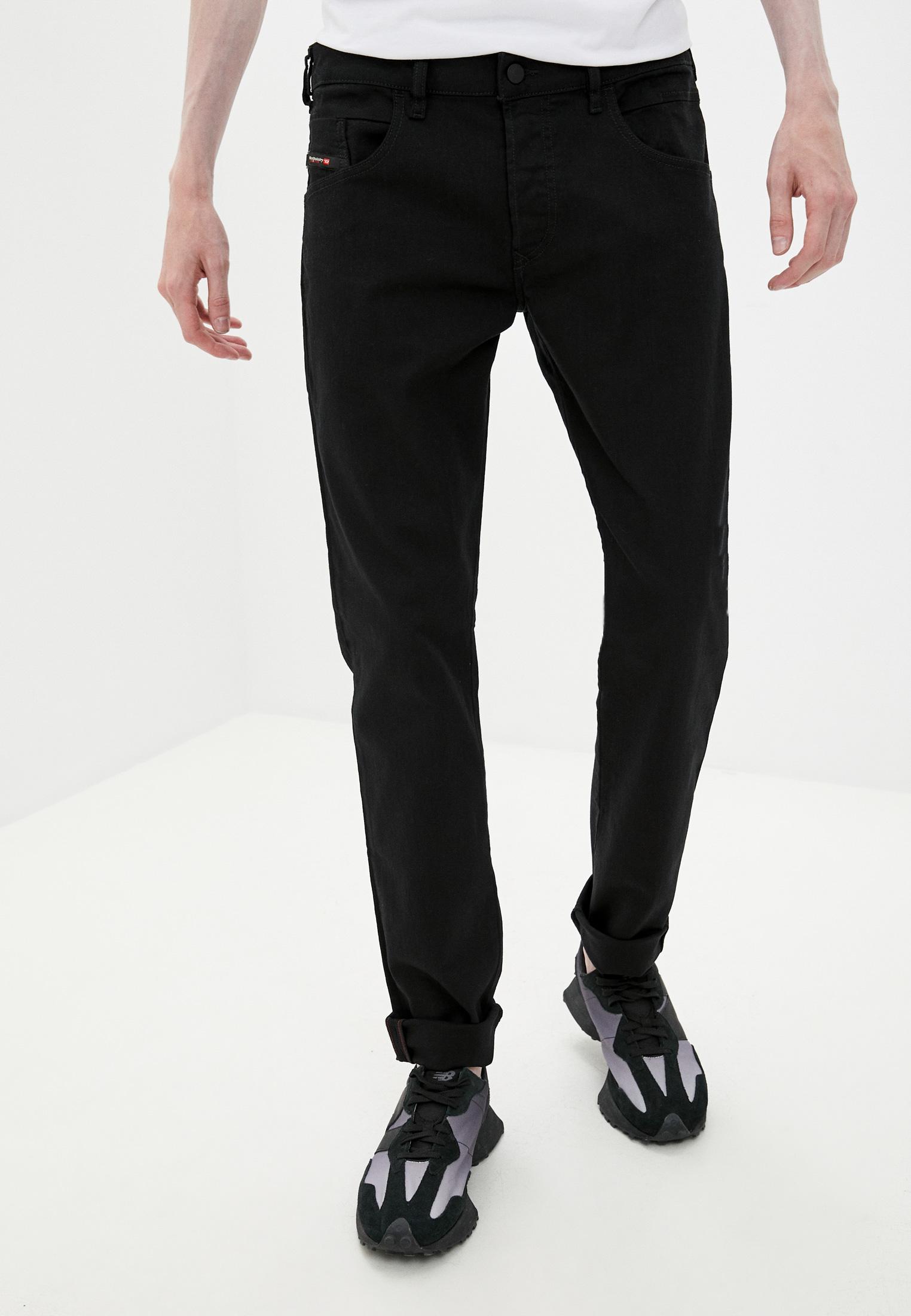 Мужские зауженные джинсы Diesel (Дизель) 00SSLM0688H