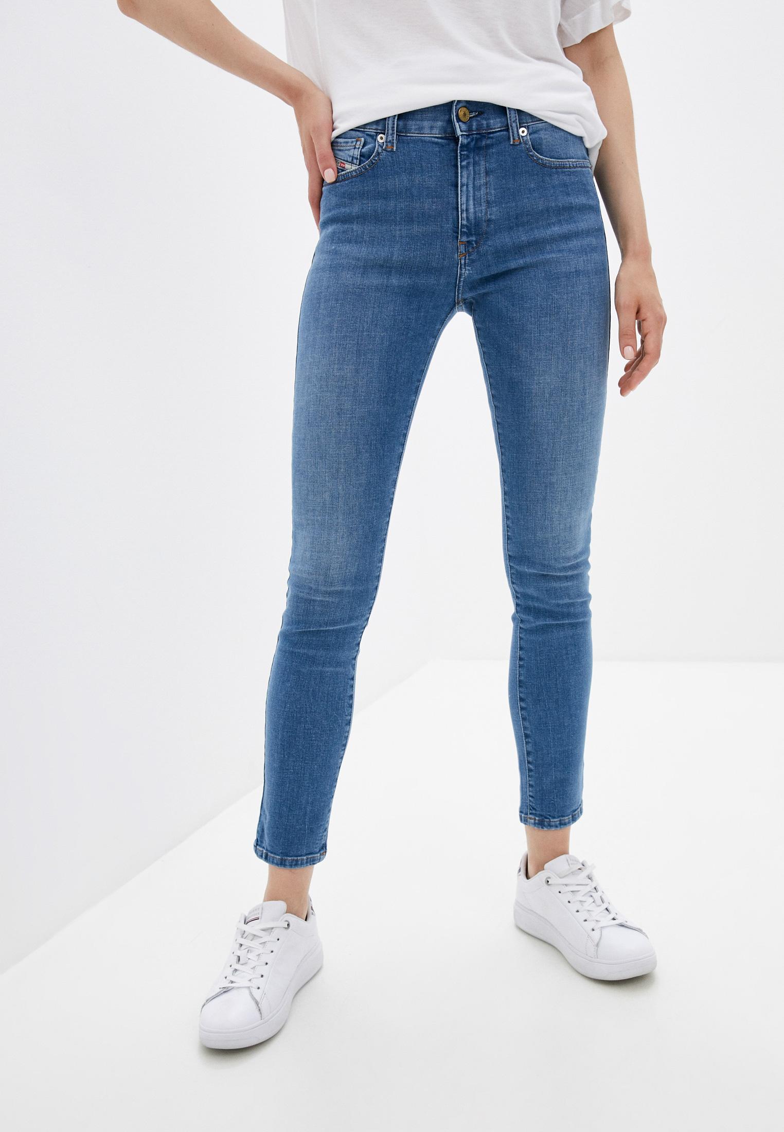 Зауженные джинсы Diesel (Дизель) 00STRN0890H