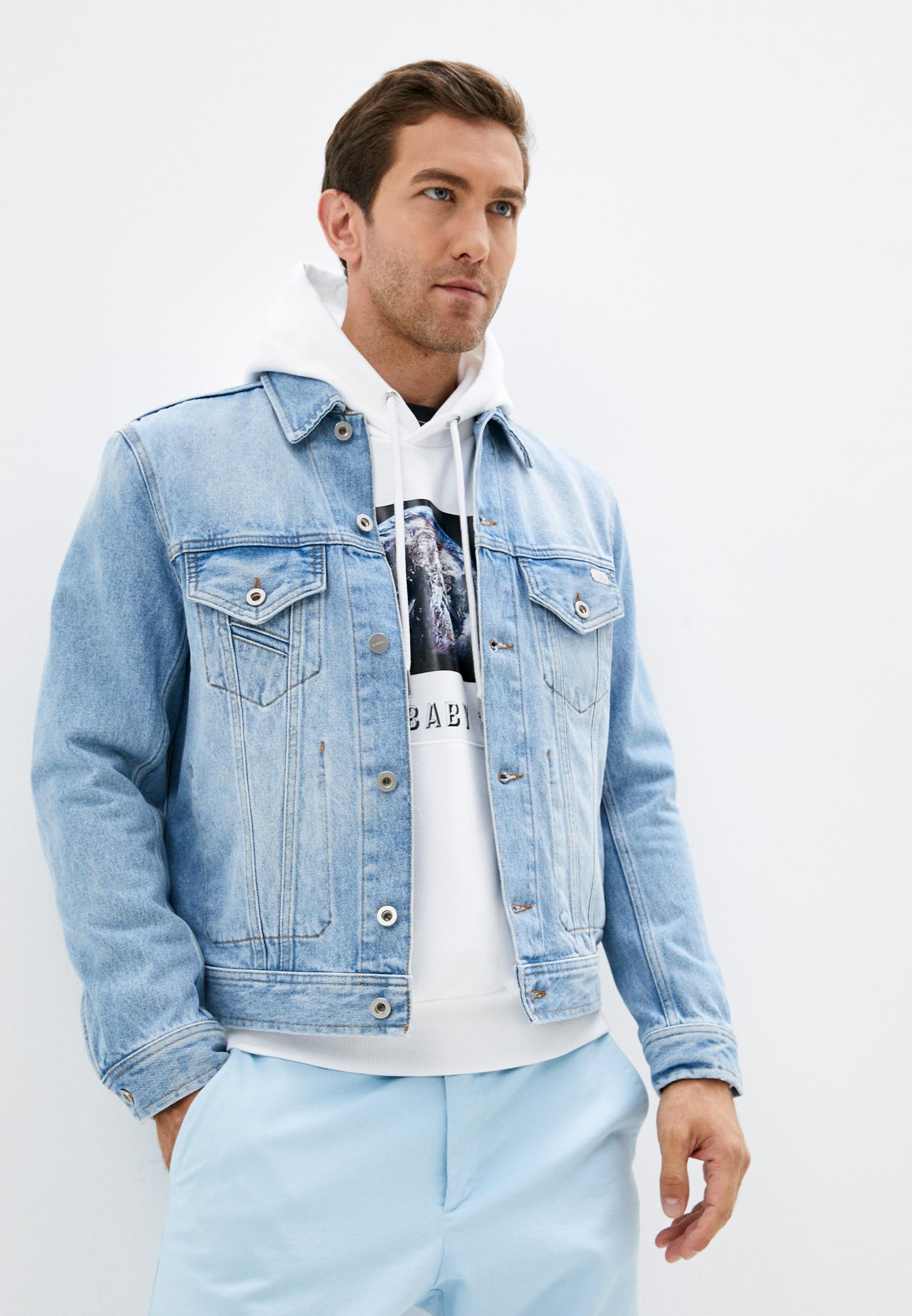 Джинсовая куртка Diesel (Дизель) 00SU1D0IATV
