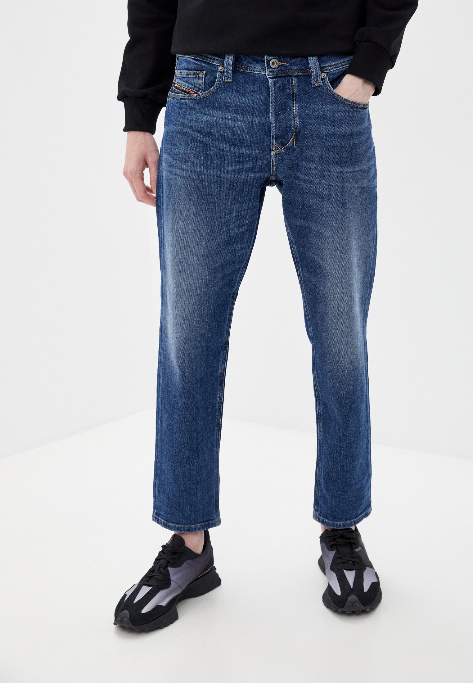 Мужские зауженные джинсы Diesel (Дизель) 00SU1W0096E