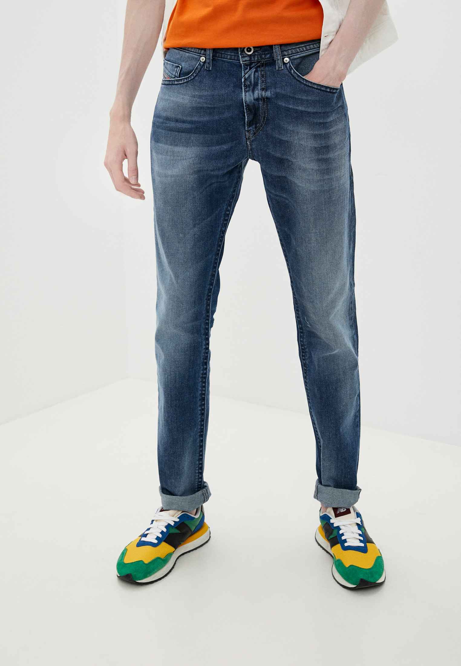 Зауженные джинсы Diesel (Дизель) 00SW1R0853P