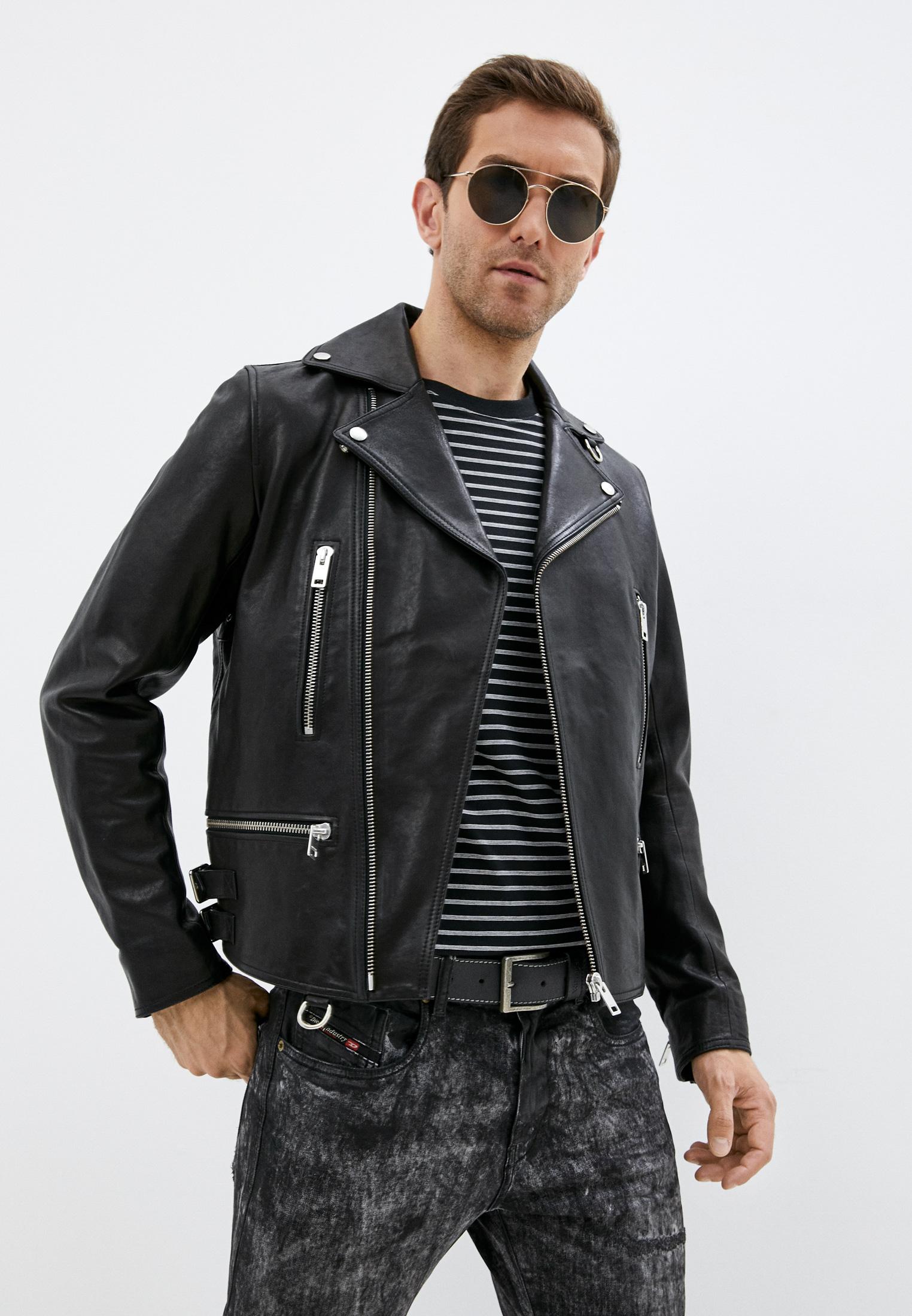 Кожаная куртка Diesel (Дизель) 00SW5D0KAUV