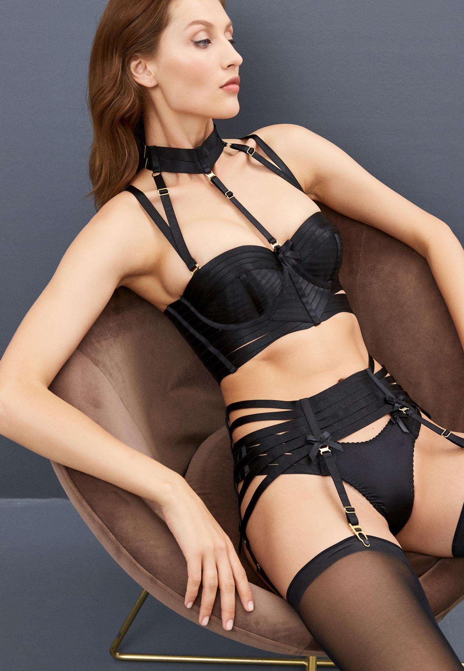 Женское белье и одежда для дома Bordelle SIGB19B: изображение 2