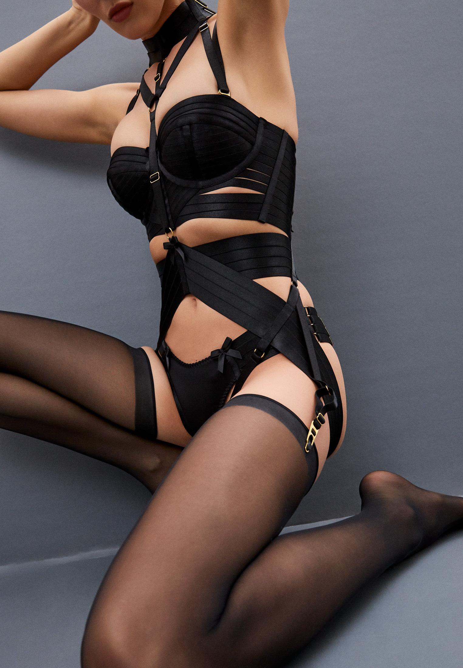 Женское белье и одежда для дома Bordelle SIGH04B: изображение 2