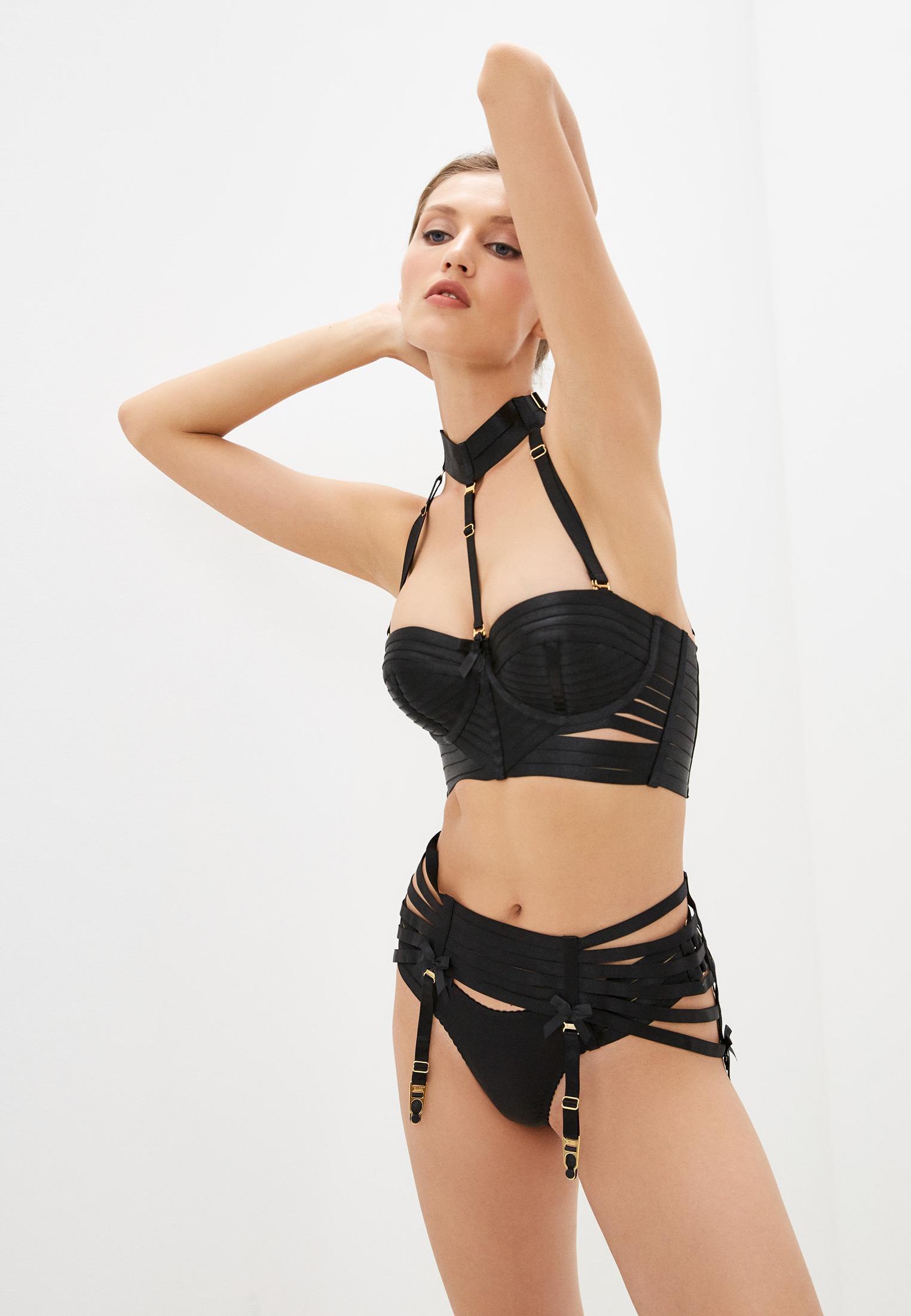 Женское белье и одежда для дома Bordelle SIGS01B: изображение 3