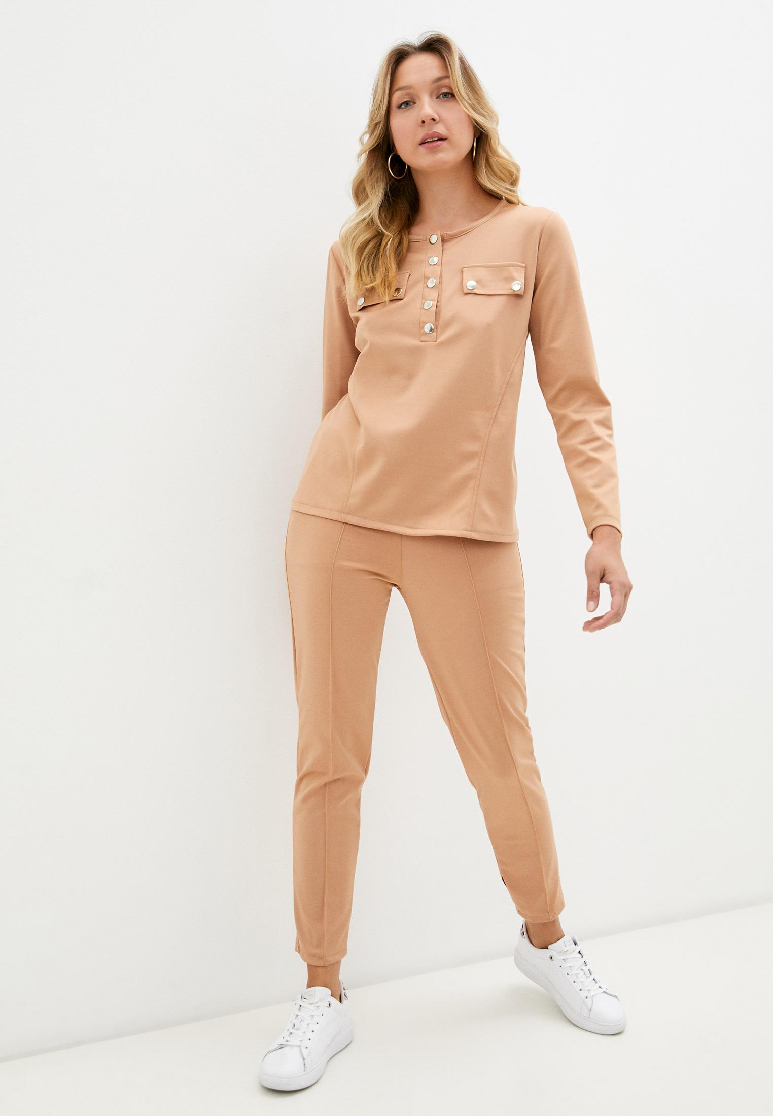 Костюм с брюками Pink Orange PO21-0313-2324-1